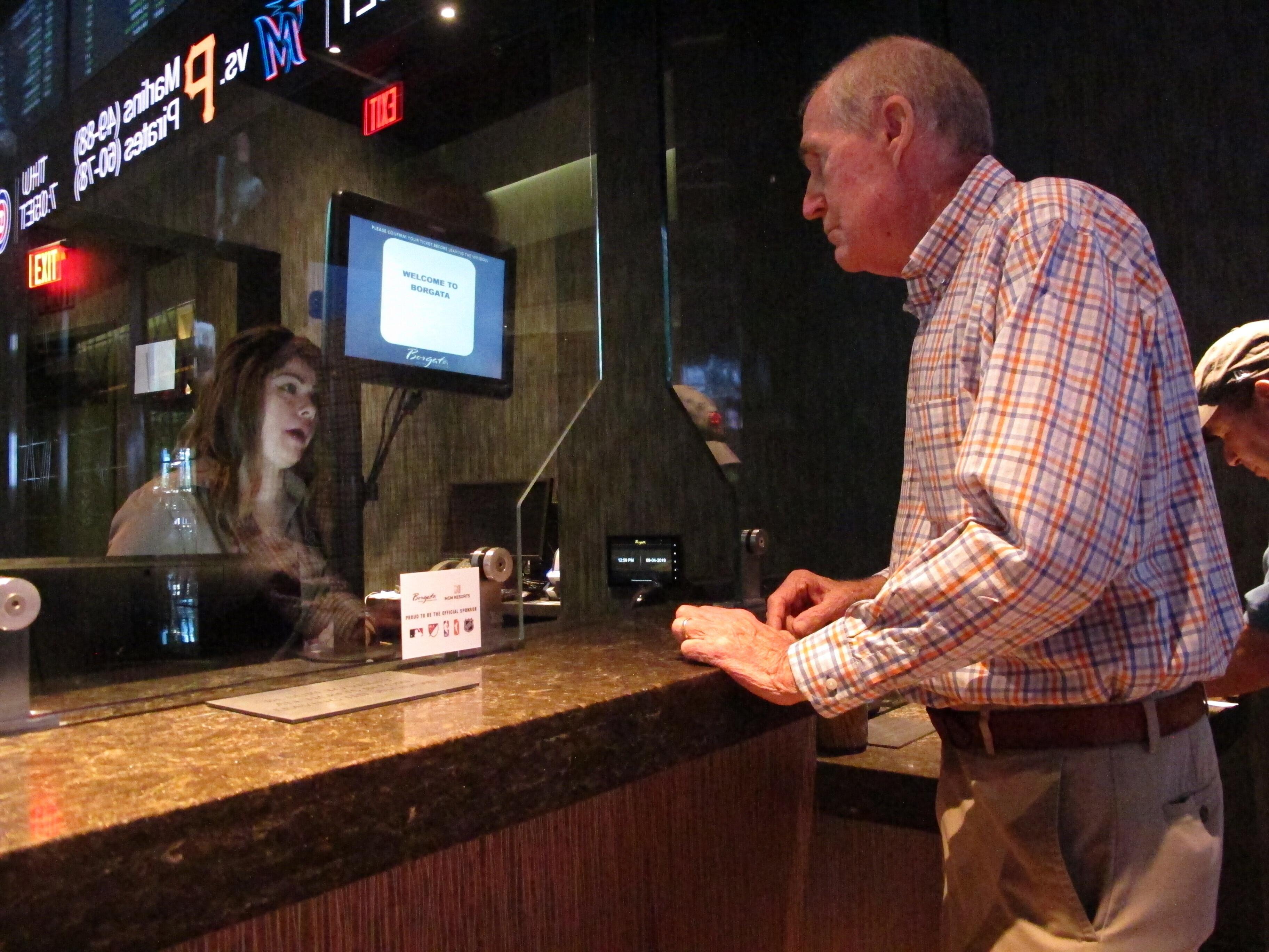 Casino revenue up 13% as Atlantic City rakes in $293M in sport bets