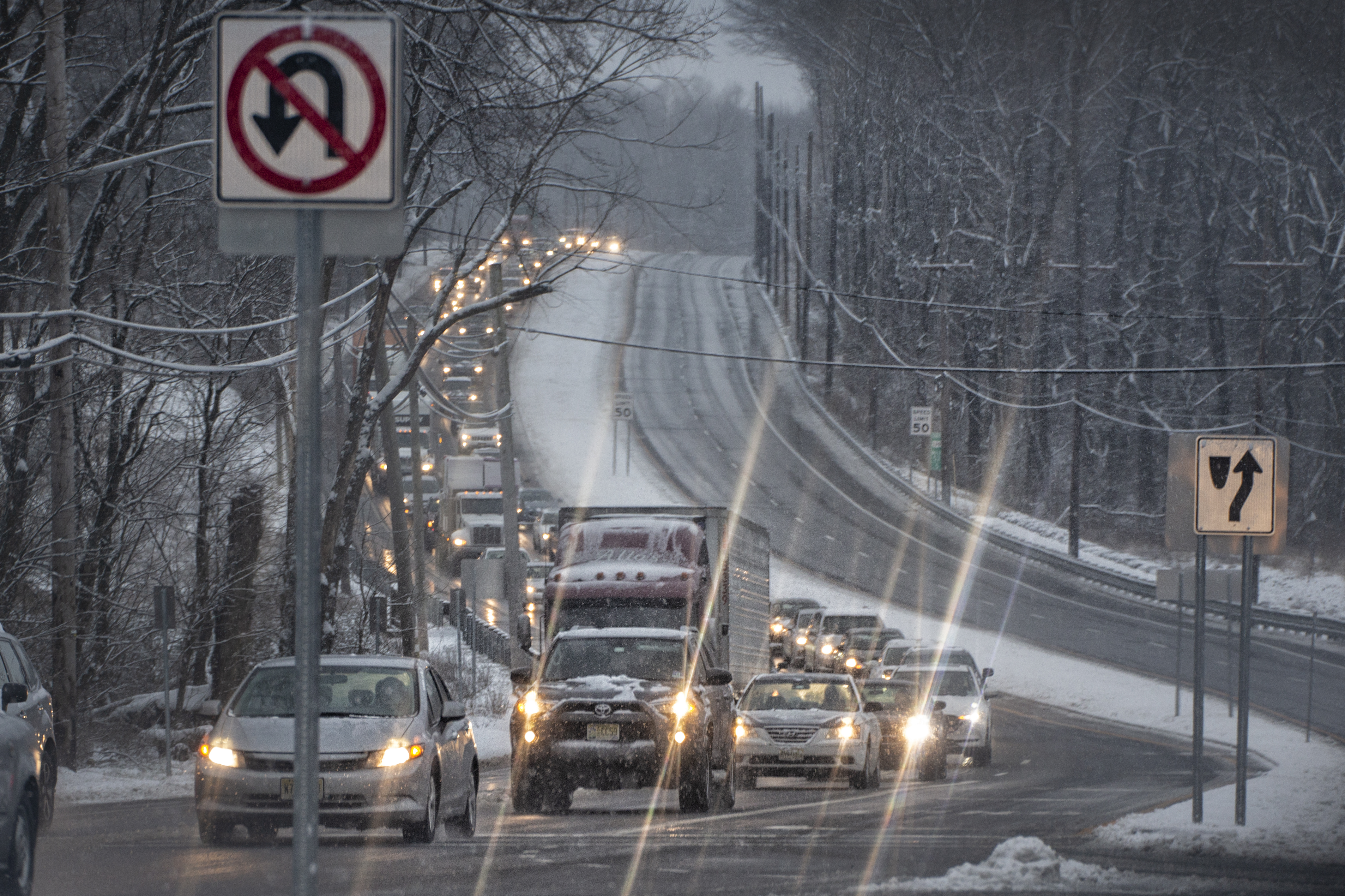 N.J. winter storm update: Here's when the snow will begin and end on Saturday