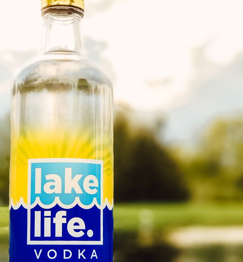 New Holland unveils vodka inspired by Michigan's love for lakes