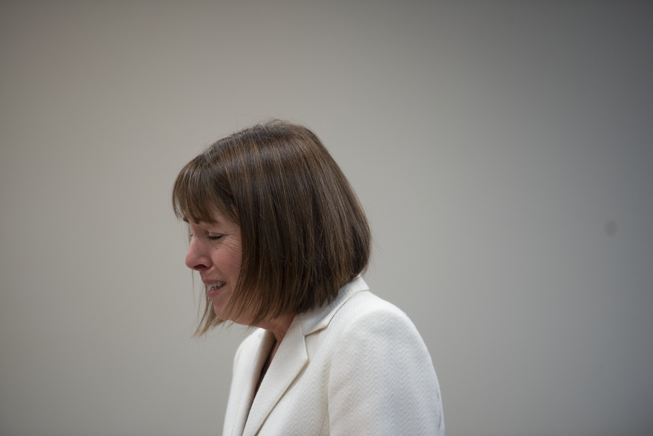 Ousted Judge Theresa Brennan gets 6 months in jail on perjury charge