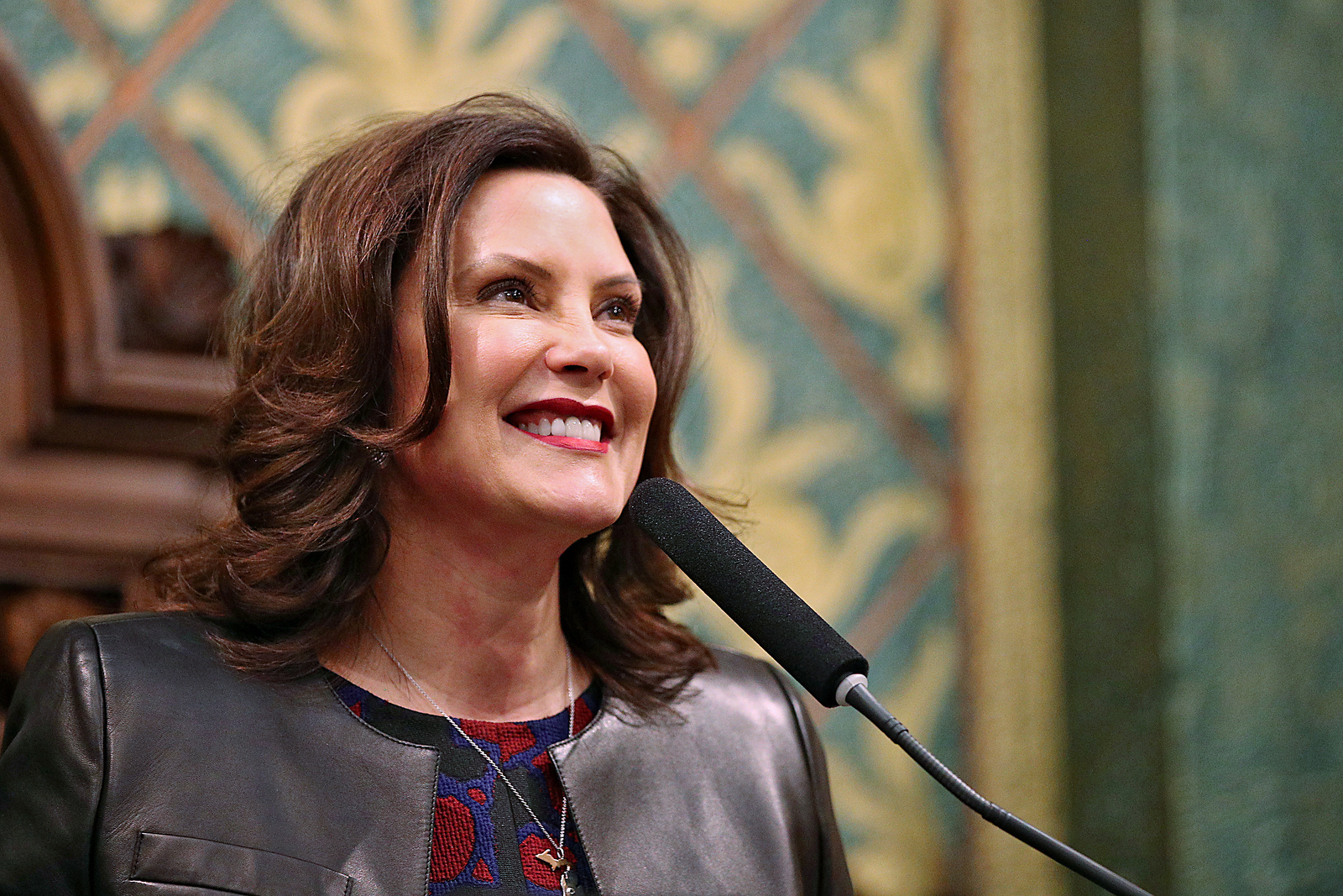 5 Things To Know About Michigan Gov Gretchen Whitmer As She Takes The National Stage Mlive Com