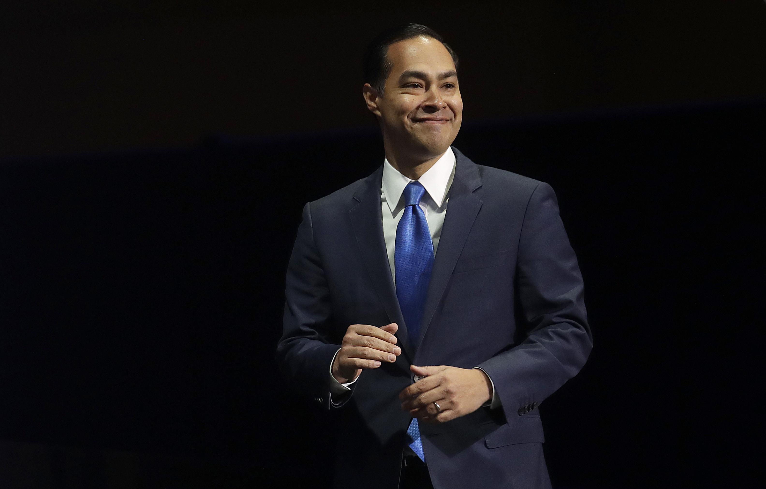 $50B lead plan follows Flint visit by presidential hopeful Julian Castro