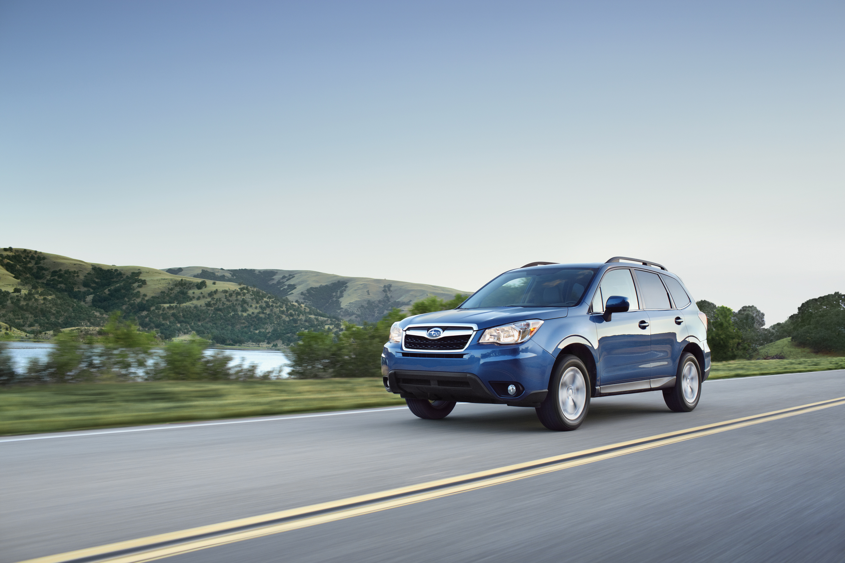 Over 360,000 Subaru Forester vehicles recalled