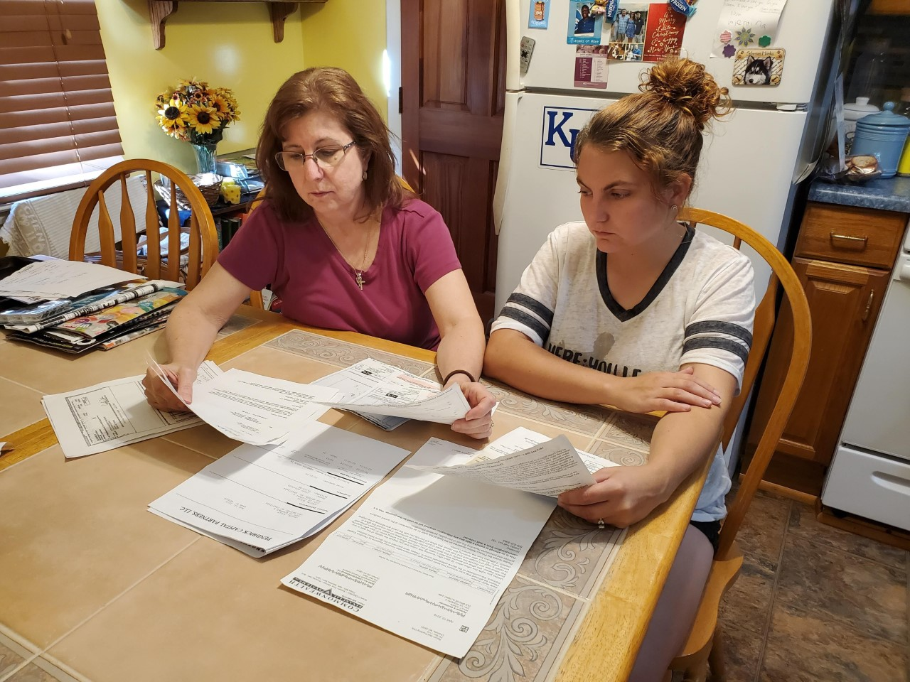 Collections agency ignores proof that debt was paid. What happens next?