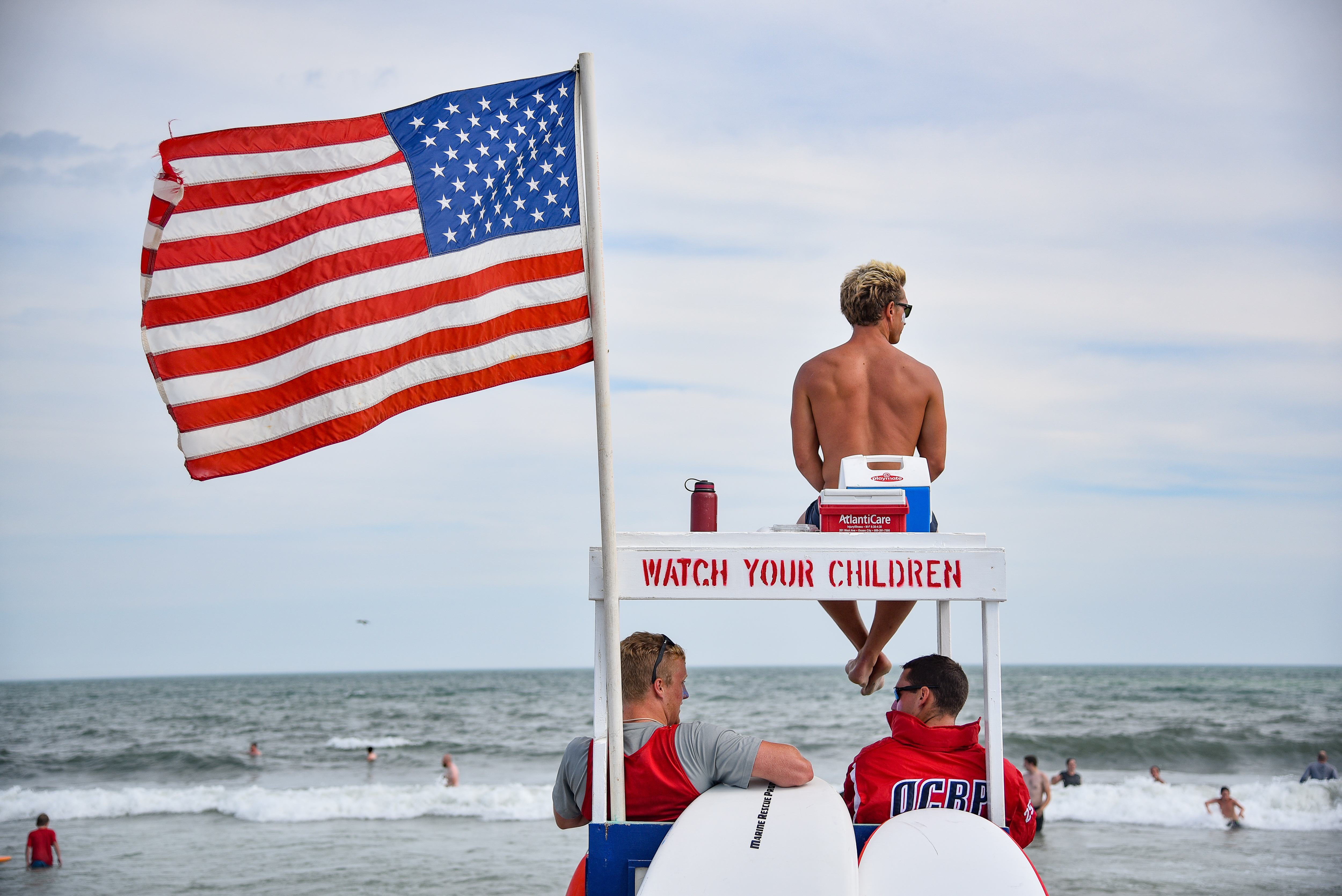 All N.J. veterans and active military could get free beach access soon. One town is back to allowing it.