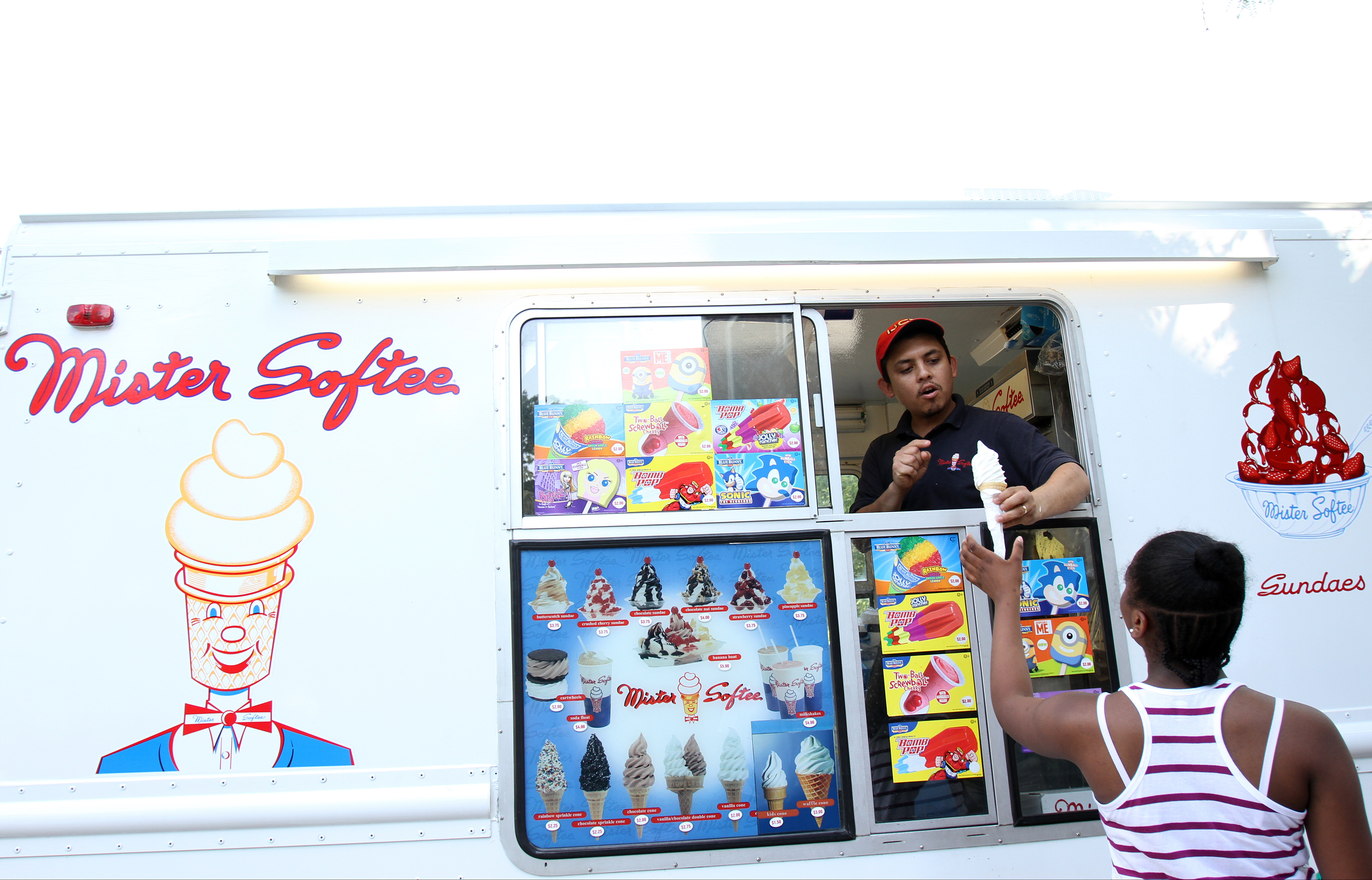 Mister Softee opens another brick-and-mortar shop in N.J.