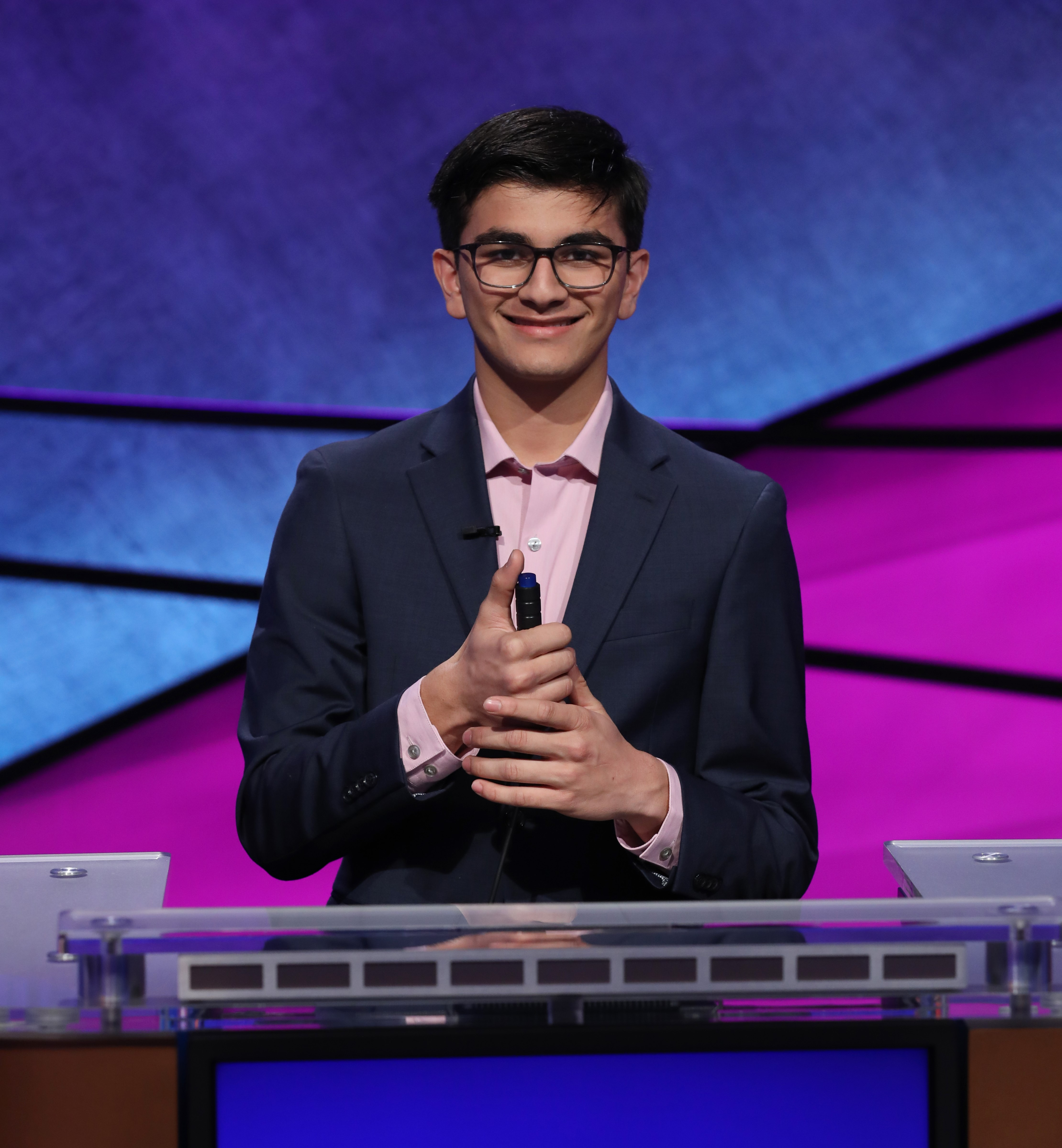 Portland high school student will compete in 'Jeopardy