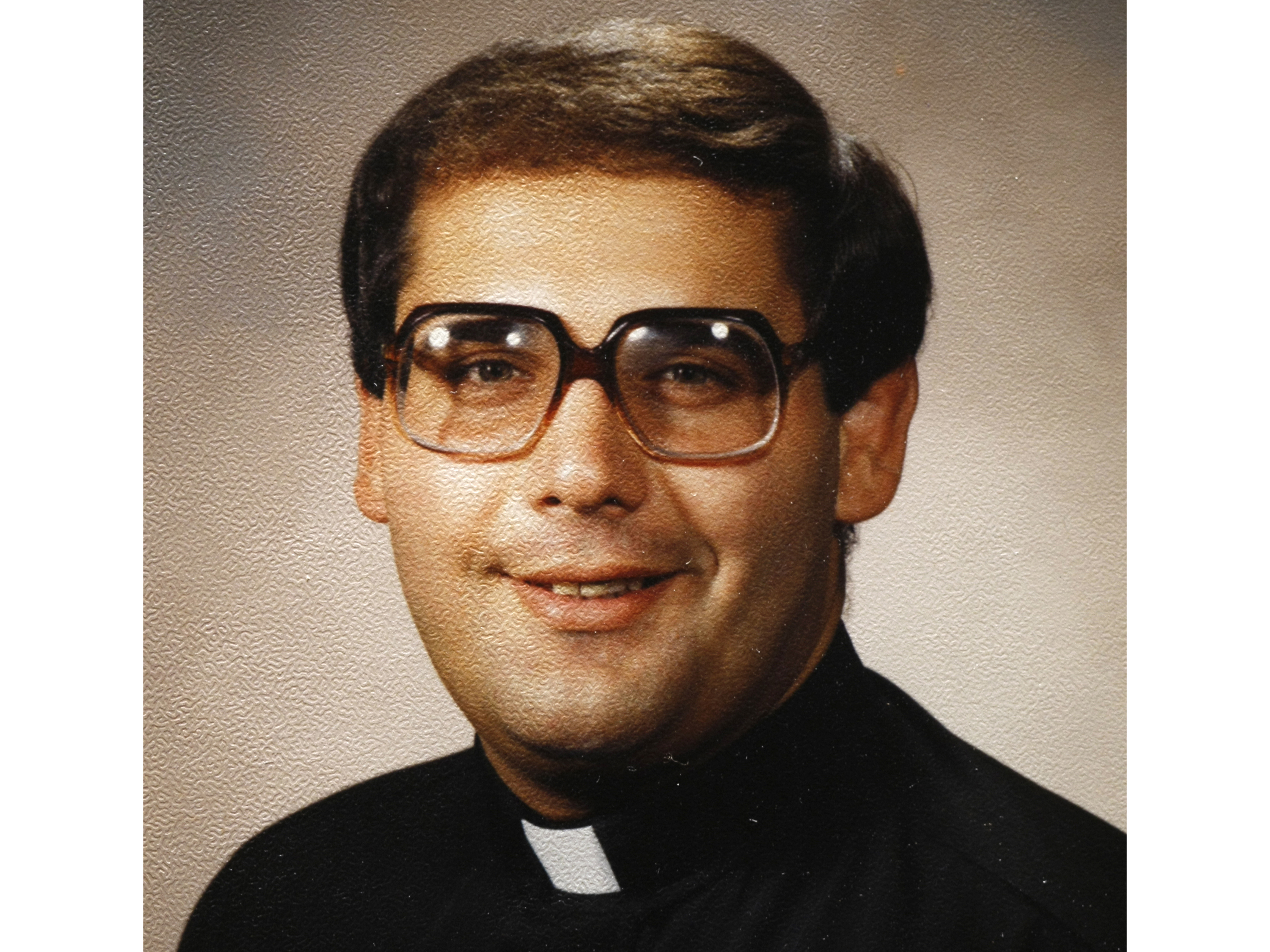 Former priest John Capparelli in an undated photo. (NJ.com and The Star-Ledger file)