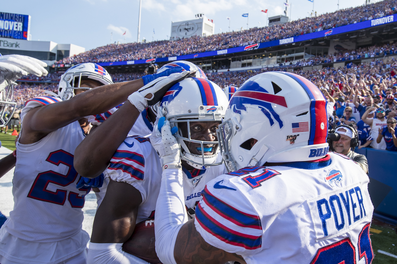 Buffalo Bills are New England Patriots' biggest competition in AFC, says Deion Sanders
