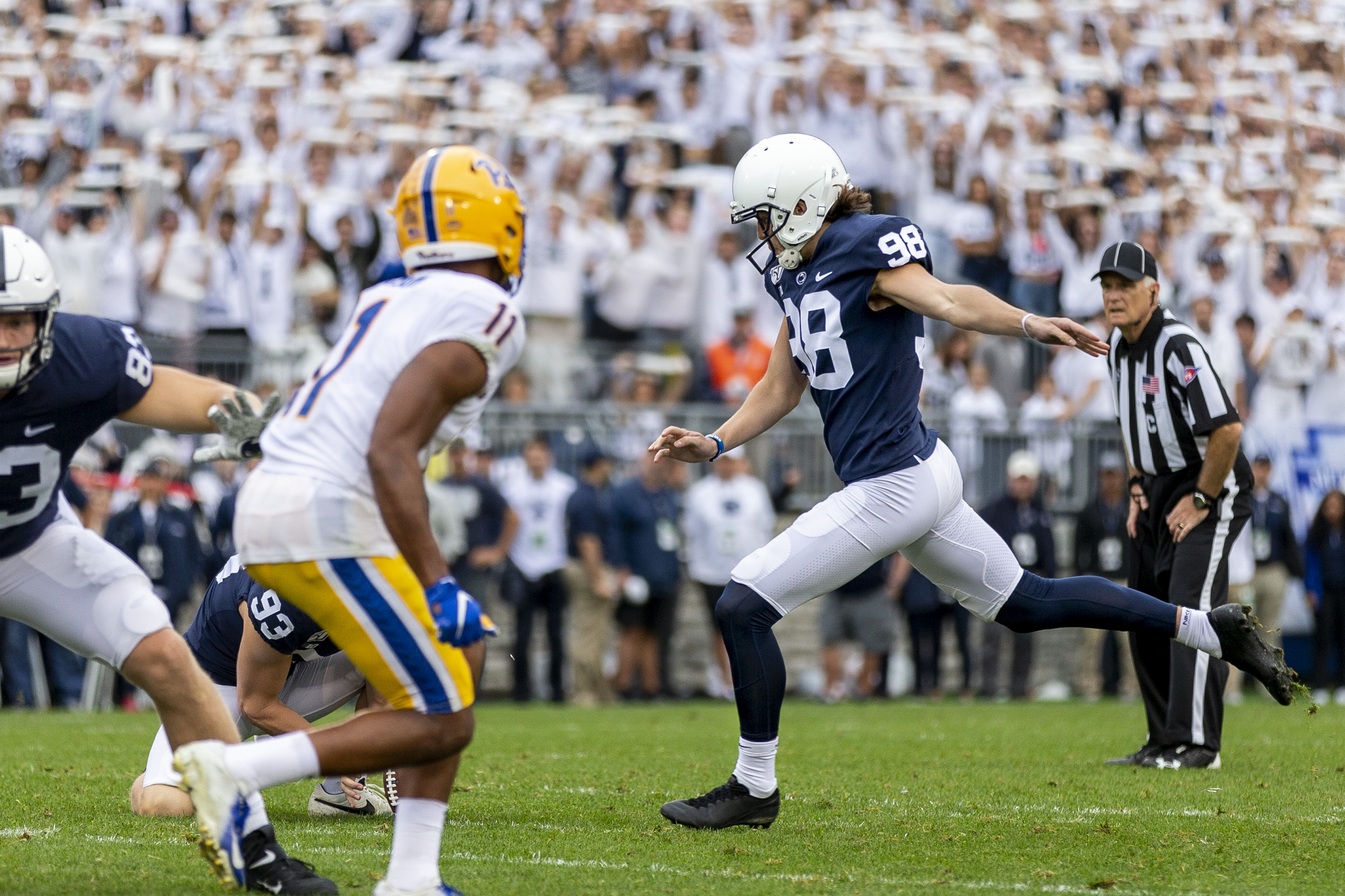 Penn State football rewind: Five plays that defined the first quarter of the Lions' regular season