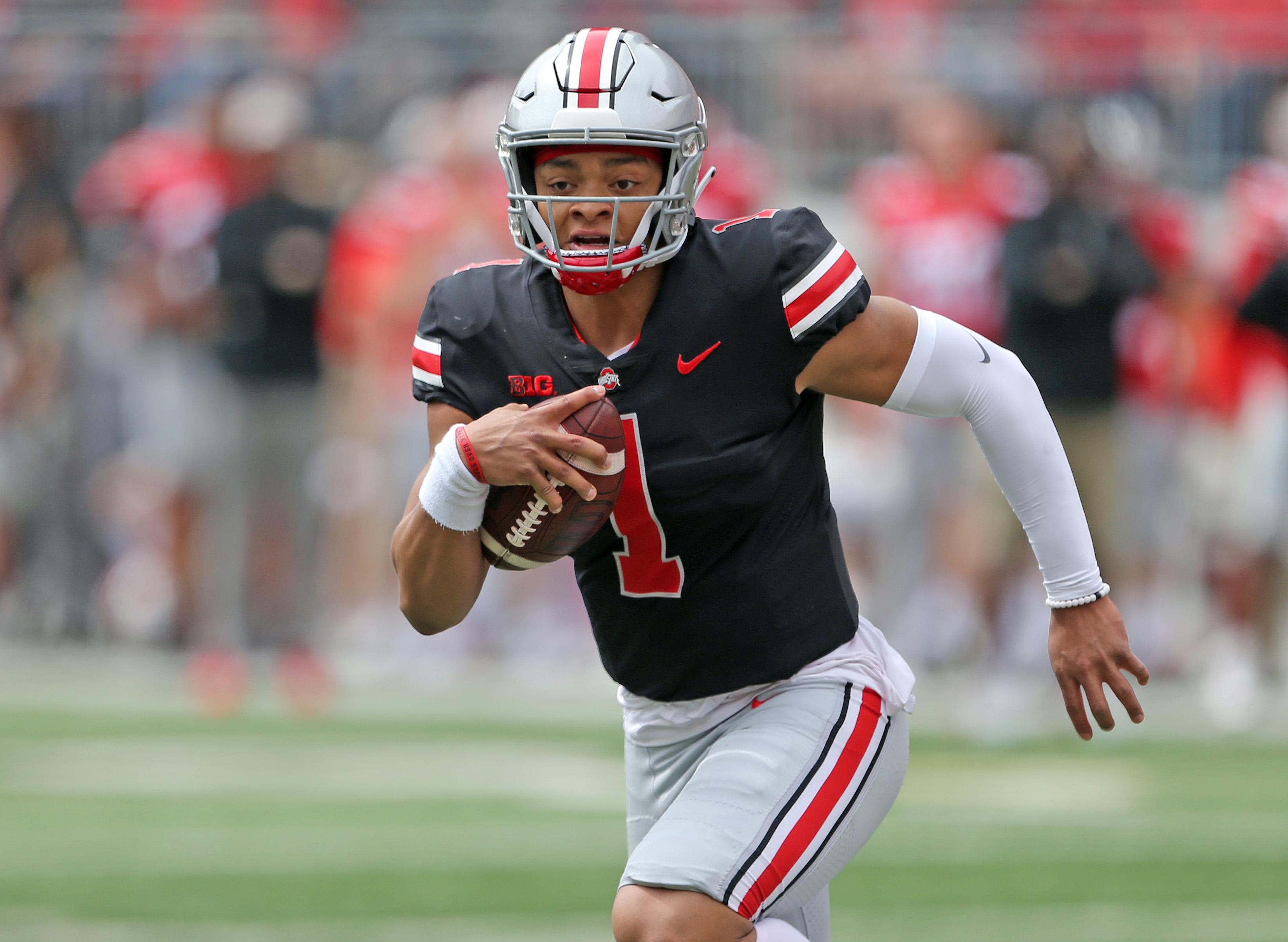 super popular f84e6 2d64d Ohio State football debuts at No. 3 in NCAA.com preseason ...