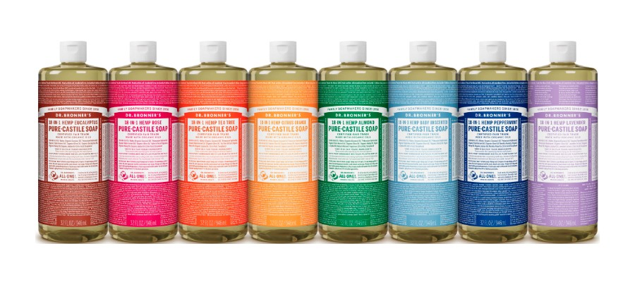 Dr. Bronner's soap company donates $150,000 to Oregon's 2020 legal psychedelic mushroom initiative
