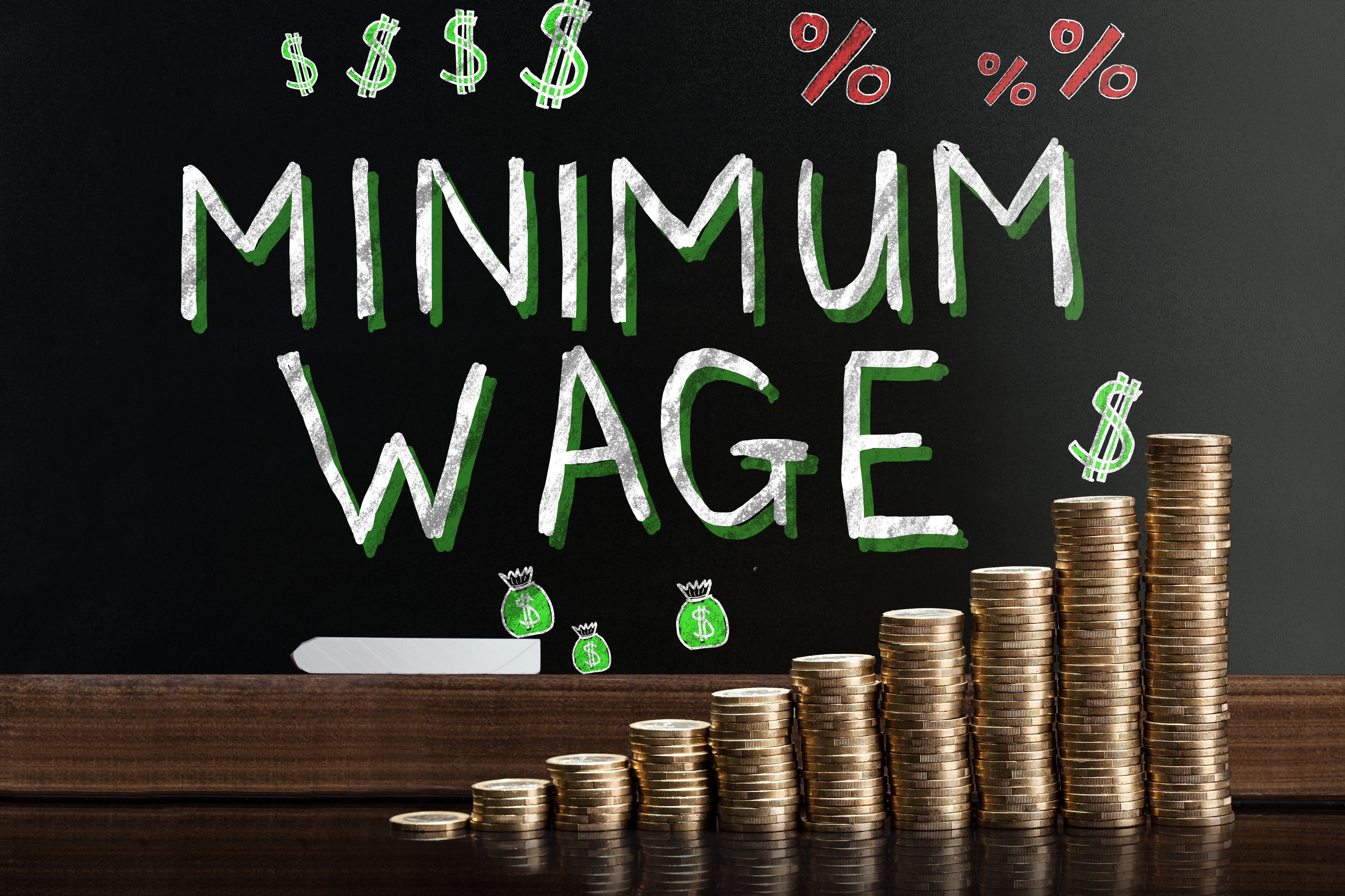 New Jersey Minimum Wage 2020.Minimum Wage Rises To 10 An Hour On Monday But Not For