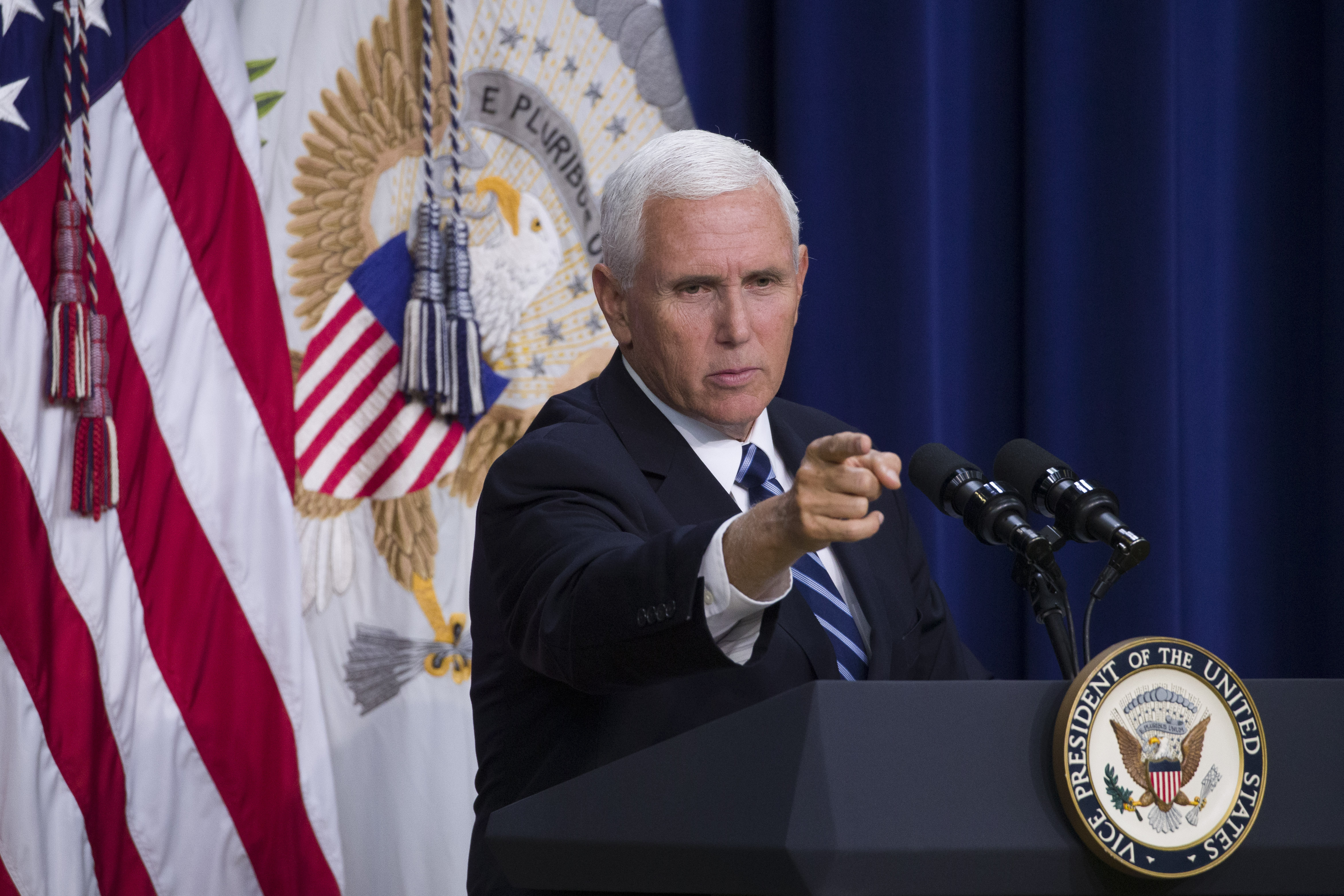 Mike Pence says Trump earned Michigan's vote in 2020