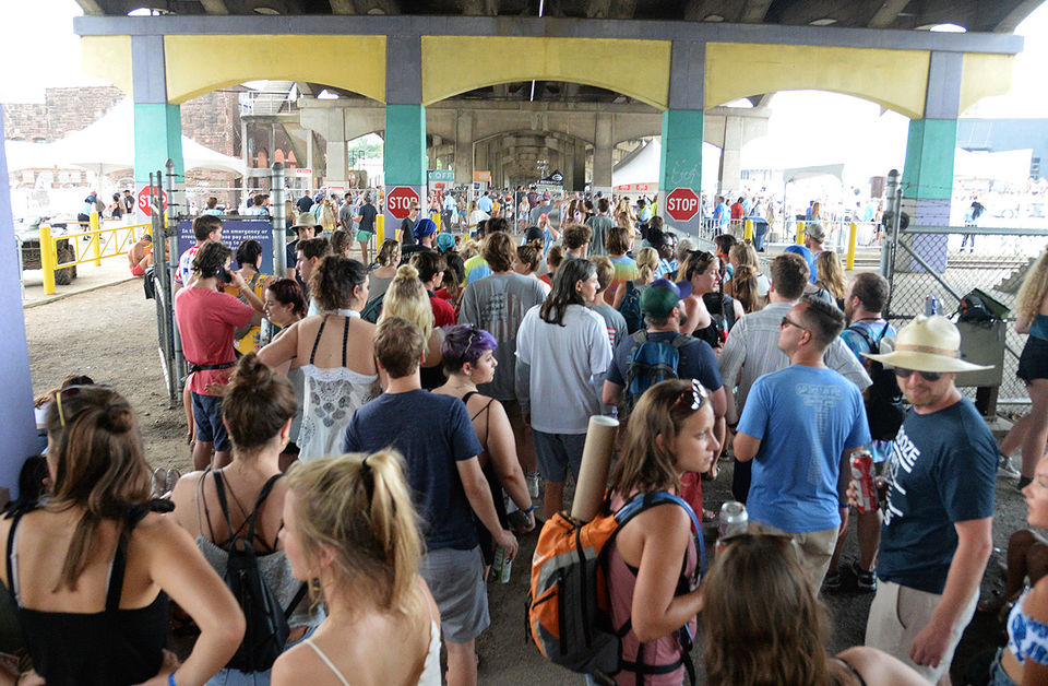 Lightning delays left fans waiting for hours on Saturday and Sunday of Sloss Fest 2018, prompting some to leave the event and miss bands they traveled specifically to see.