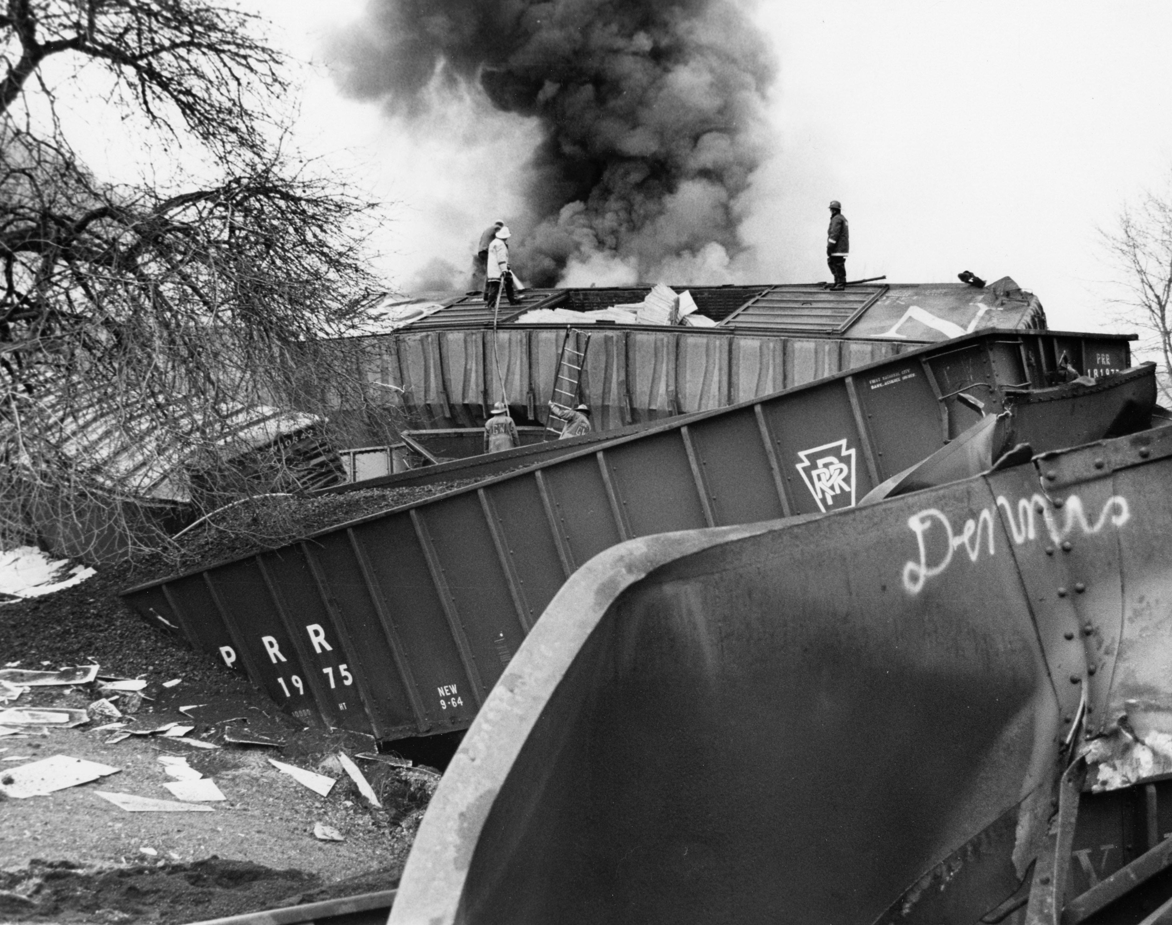 Witness said fatal Herndon train crash in 1972 'looked like Hiroshima'