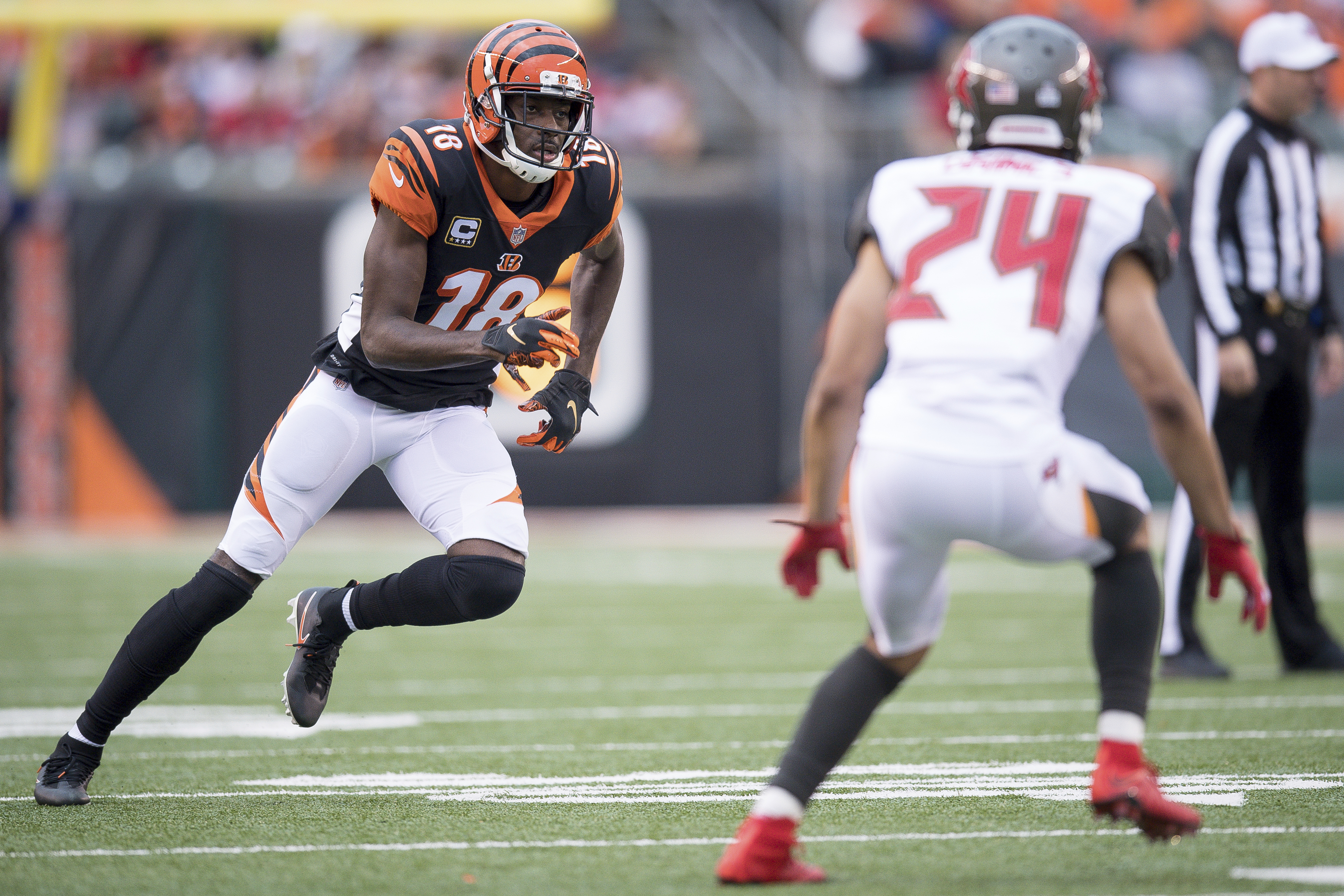 Buffalo Bills trade targets: A.J. Green, 4 others to pursue