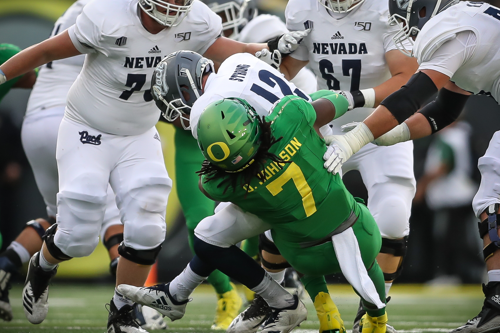 Goe: The Oregon Ducks leave no question while pounding