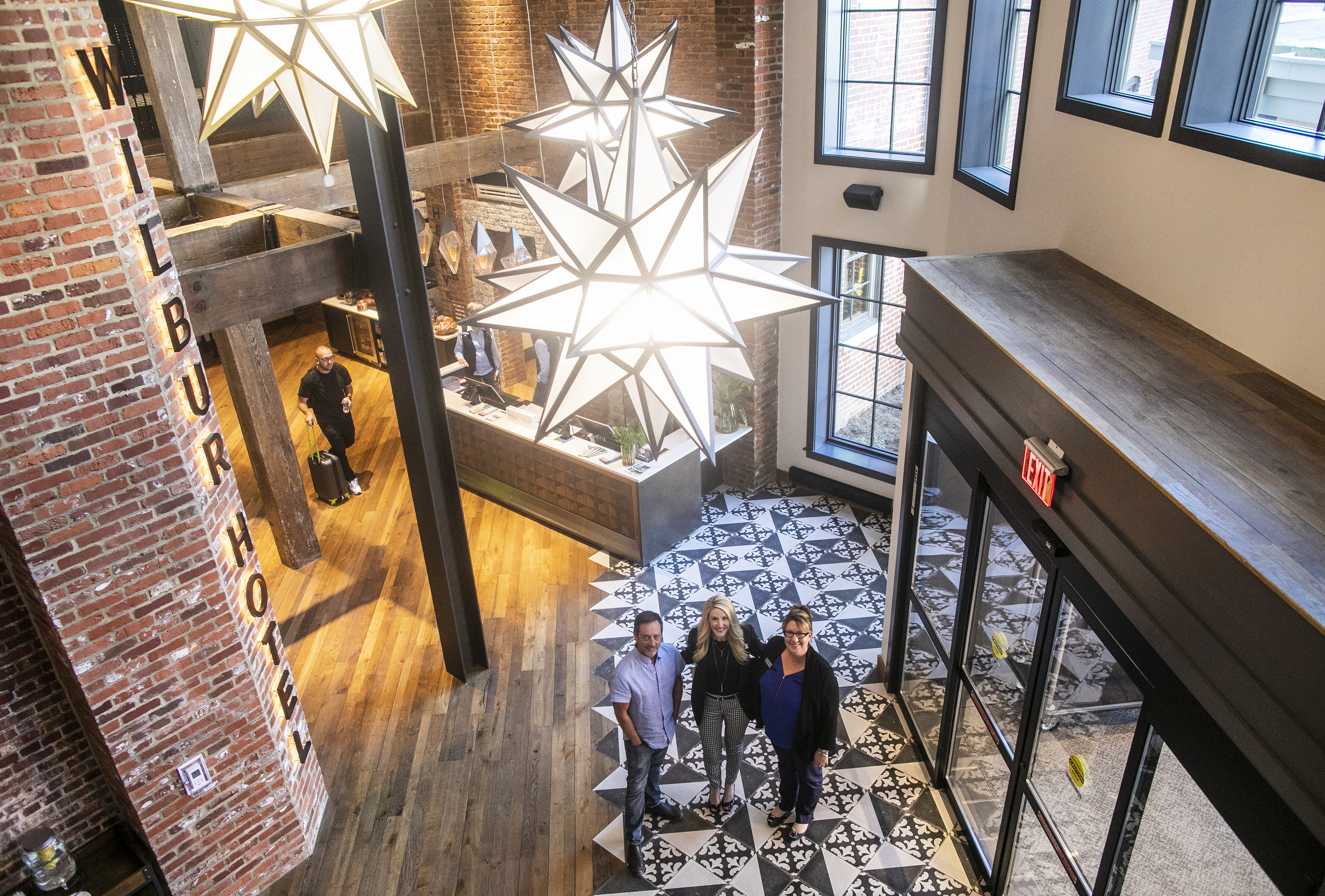 A former Pa. chocolate factory transforms into a place to live, stay and eat: Take a look inside