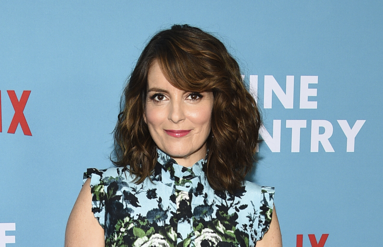 'I want to go to there': Tina Fey coming to CNY for free event at Hamilton College