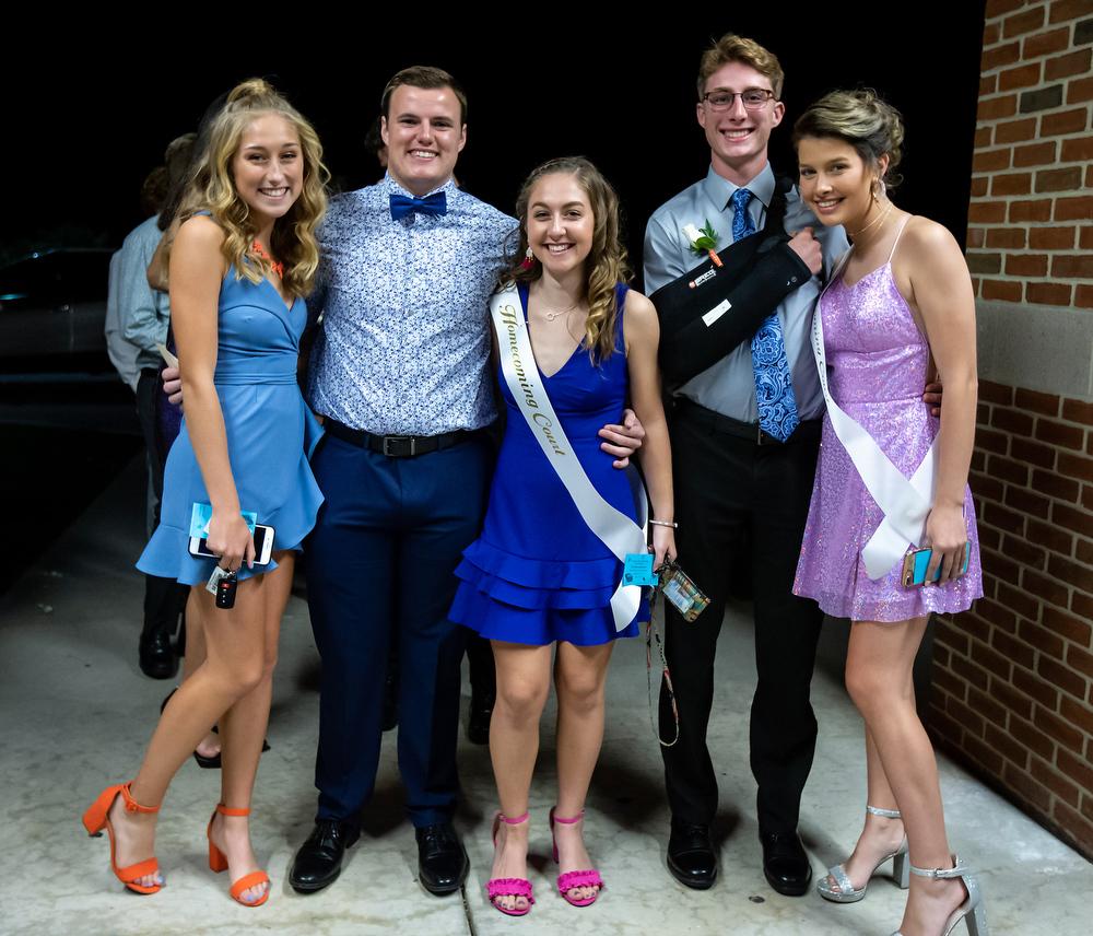 Carlisle High School Homecoming Dance 2019: photos