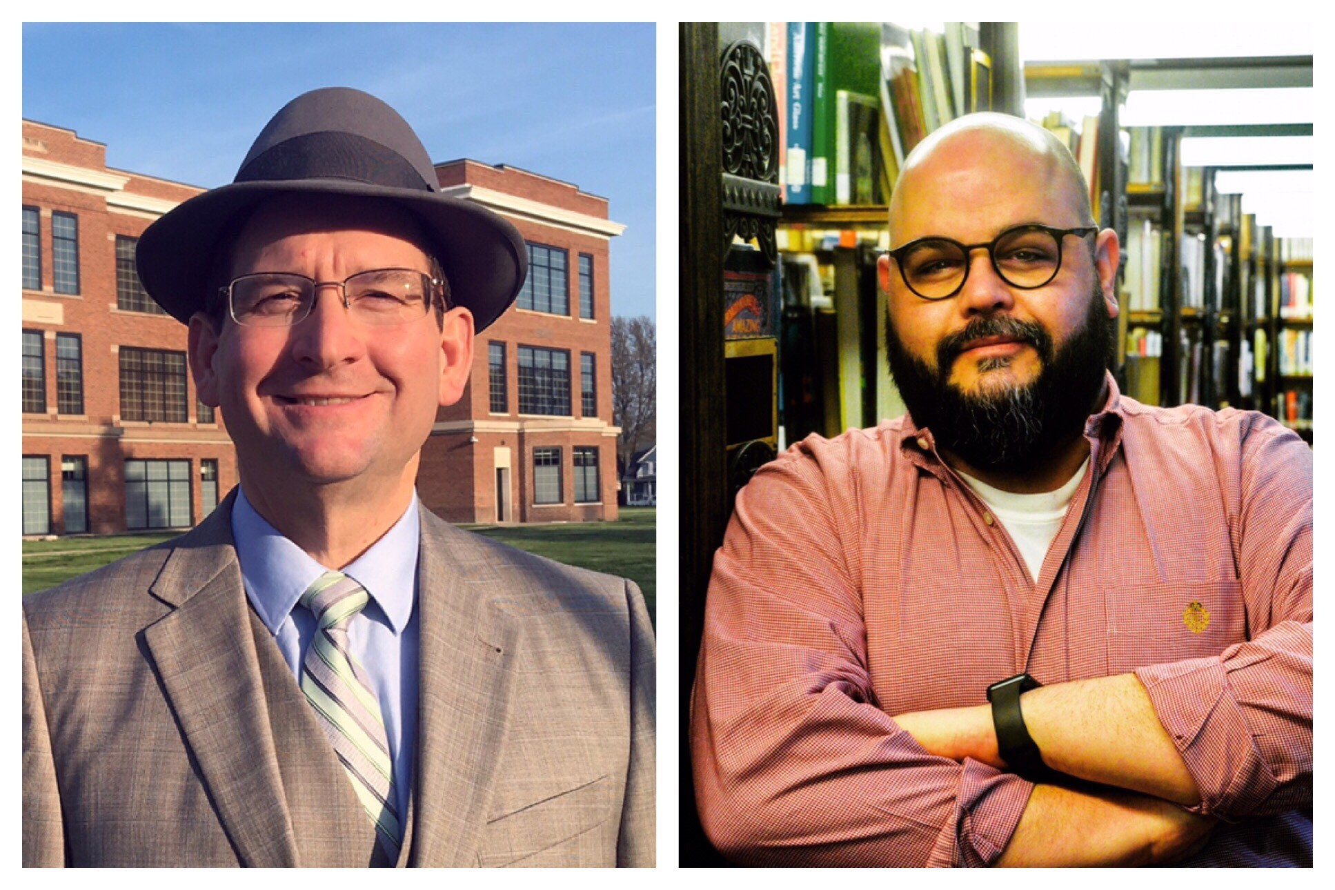2 candidates, including ex-commissioner, vying to represent Muskegon's Ward 3