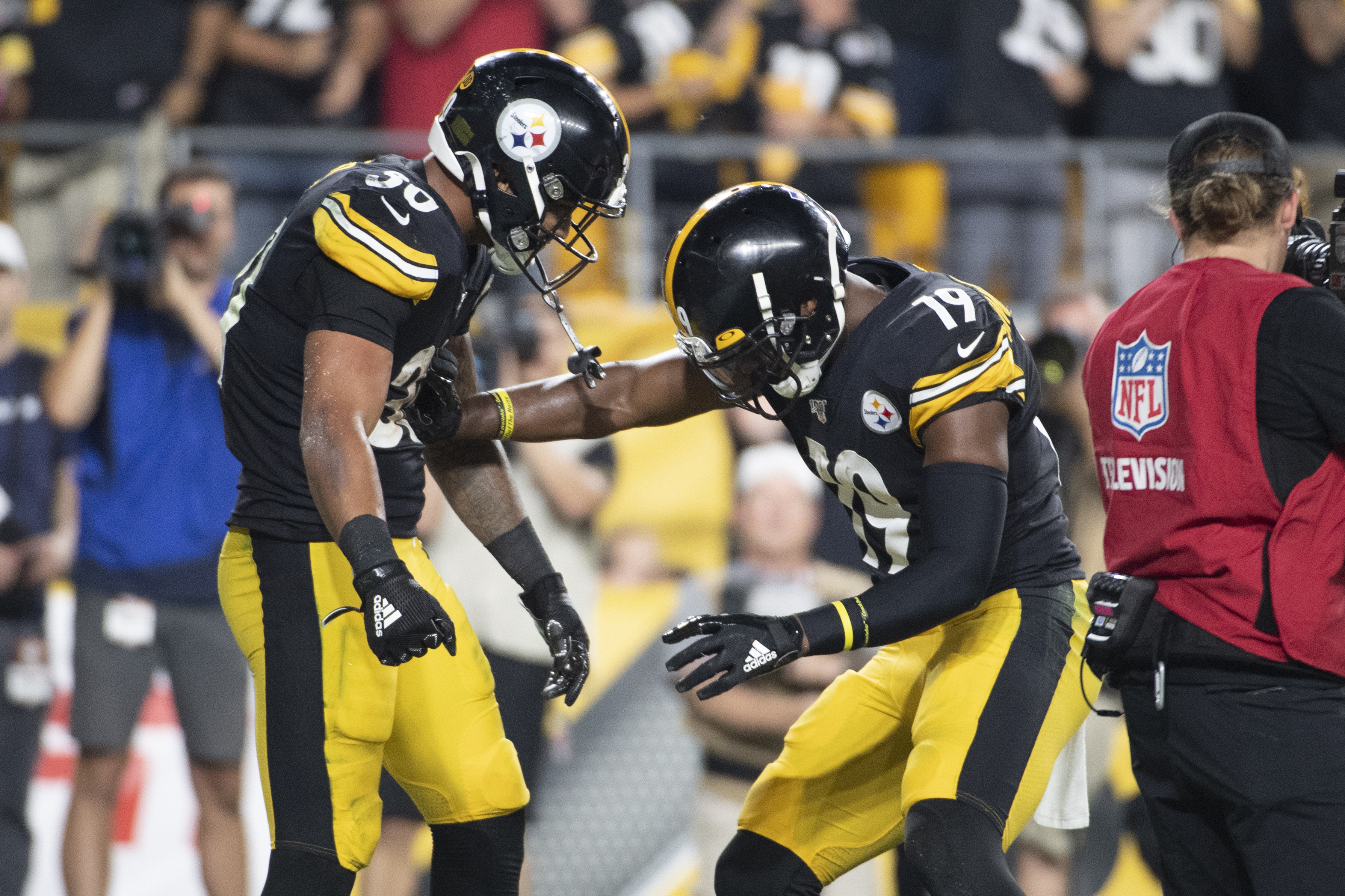 Steelers Vs Bengals Live Stream Tv Announcers Odds And