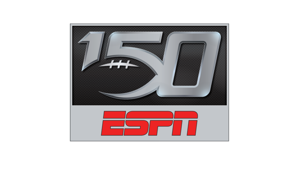 ESPN's College Football 150 initiative will air throughout 2019.