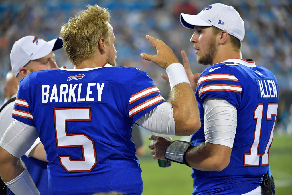 Buffalo Bills at Tennessee Titans in NFL Week 5: Will Josh Allen or Matt Barkley start at QB? (7 things to watch)