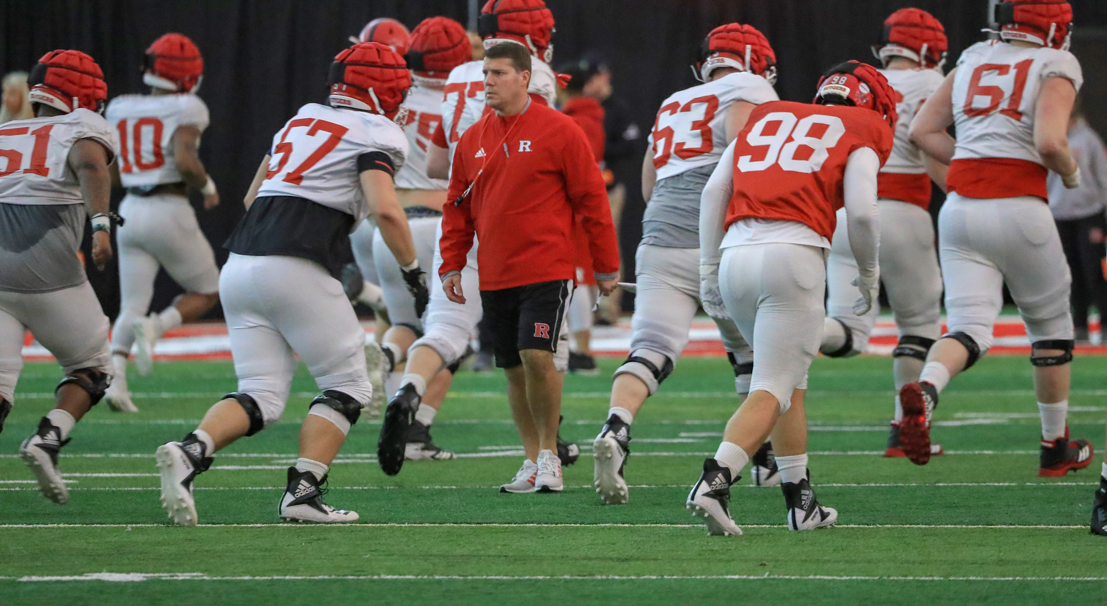 Rutgers Football Schedule 2019 Ranking 12 Games From Easiest To Toughest Nj Com