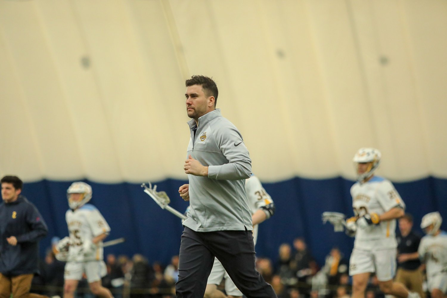 Ex-West Genesee star takes over Hobart lacrosse offense