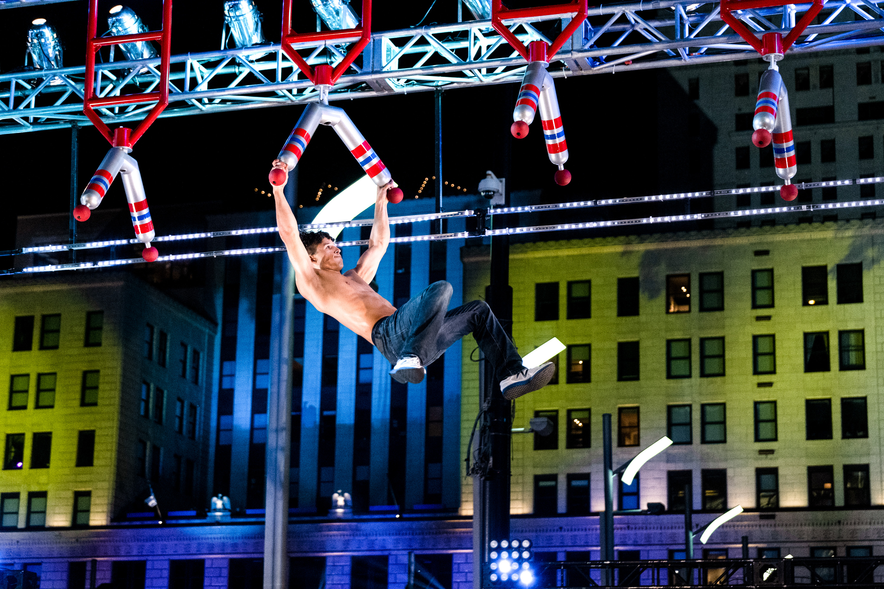 'American Ninja Warrior' national finals start this week, with 5 local athletes vying for $1 million prize