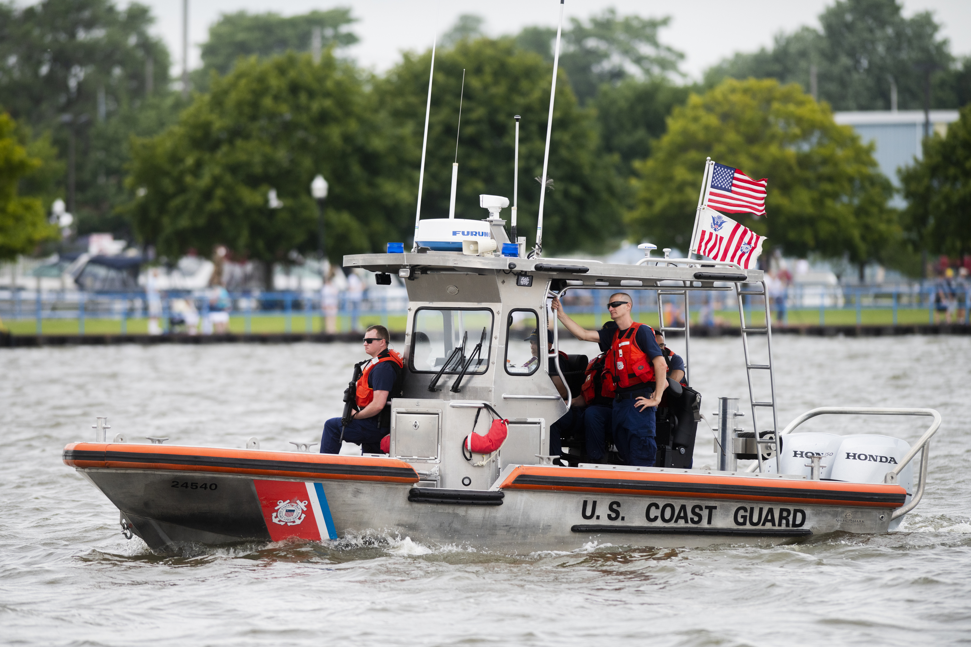 Shipwreck diver in critical after suffering from 'the bends' in Lake Michigan