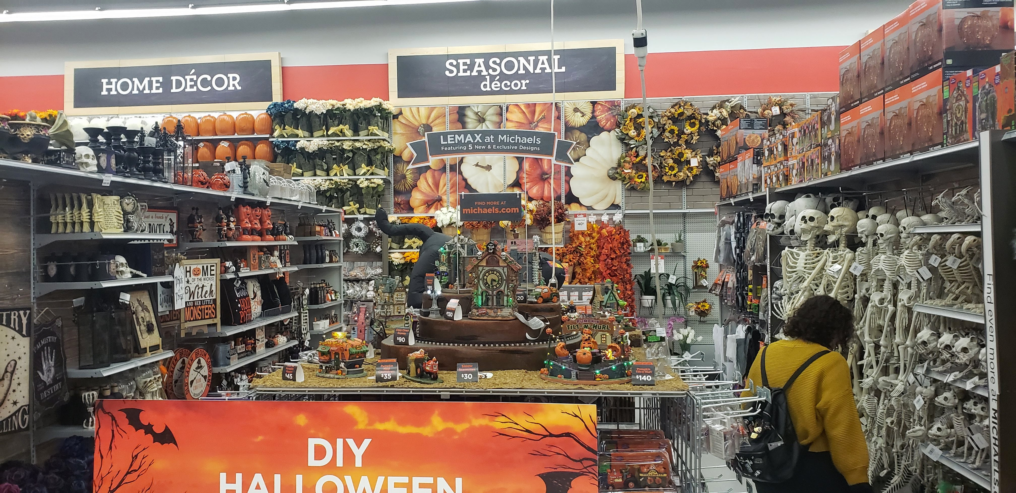 Is Halloween early this year Area retailers may think so