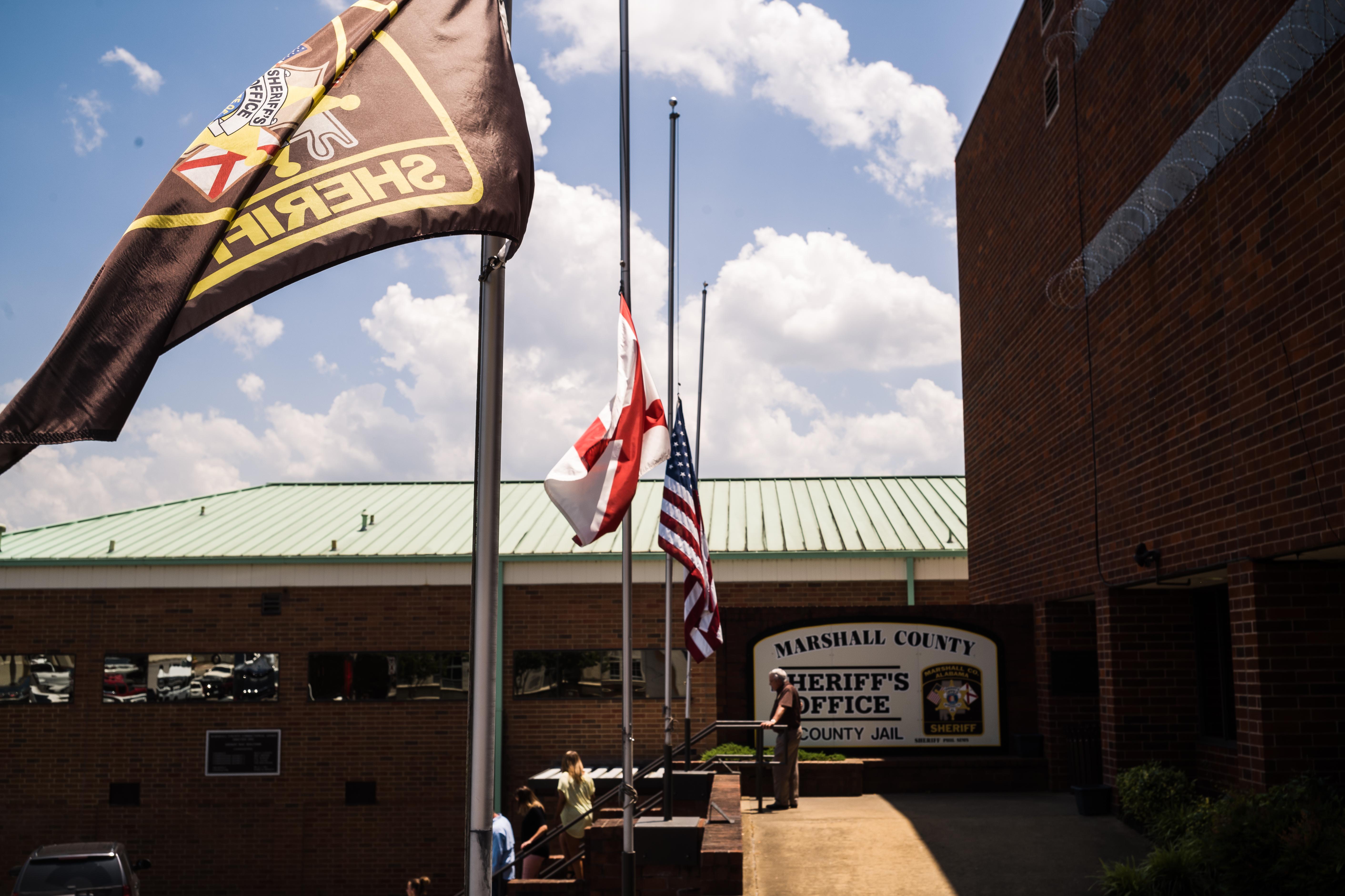 Wasted funds, destroyed property: How Alabama sheriffs