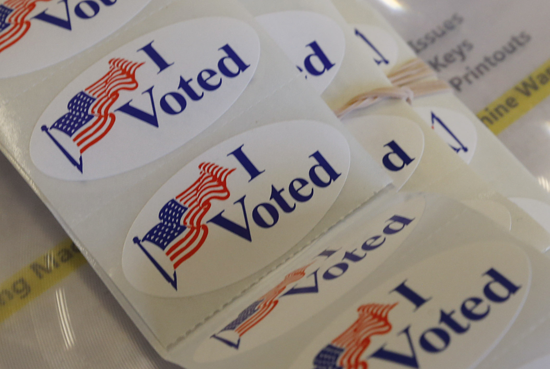 Tuesday Is Primary Day New Jersey Here S What To Know As You Head To The Polls Nj Com