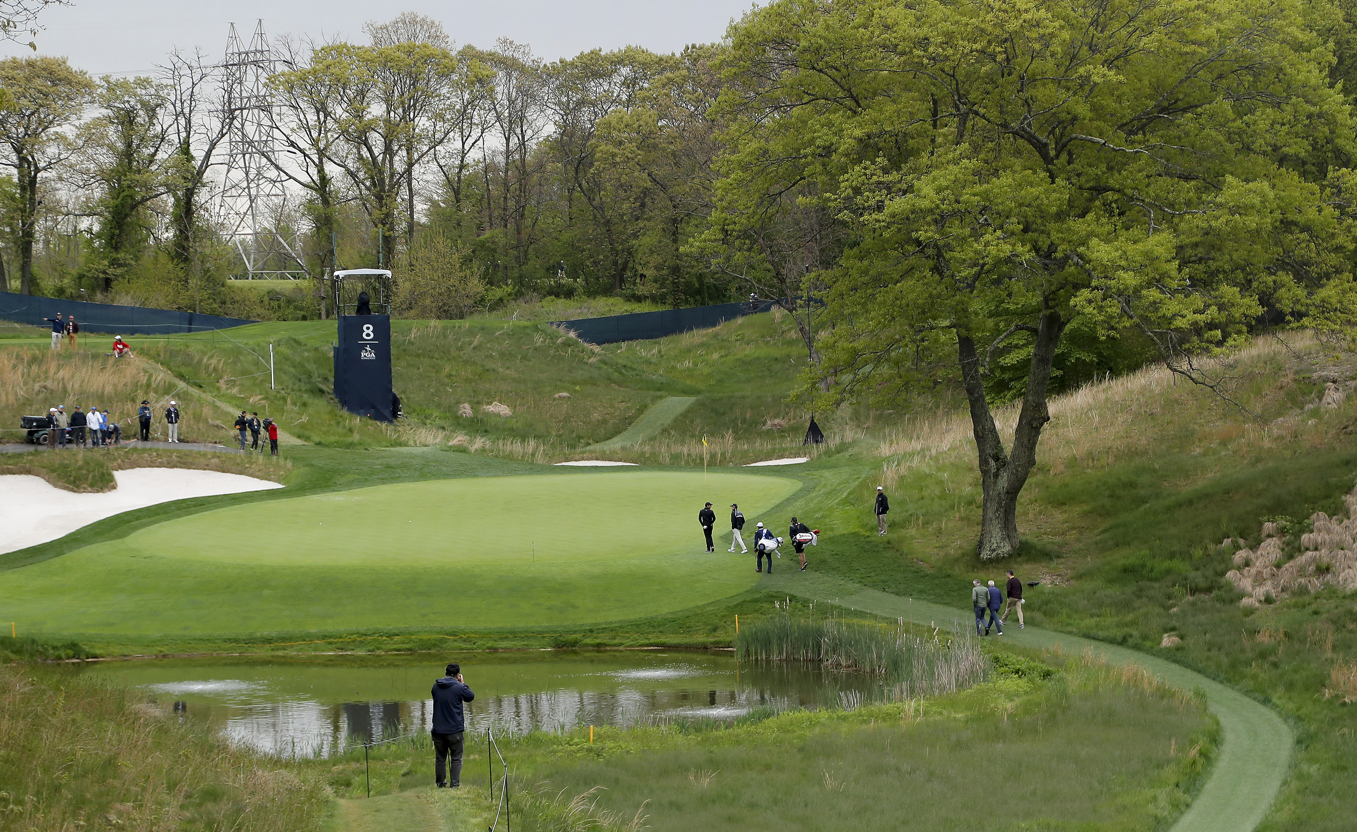 Pga Championship 2019 Weather Forecast Will Rain Return For 1st And 2nd Rounds At Bethpage Black Nj Com