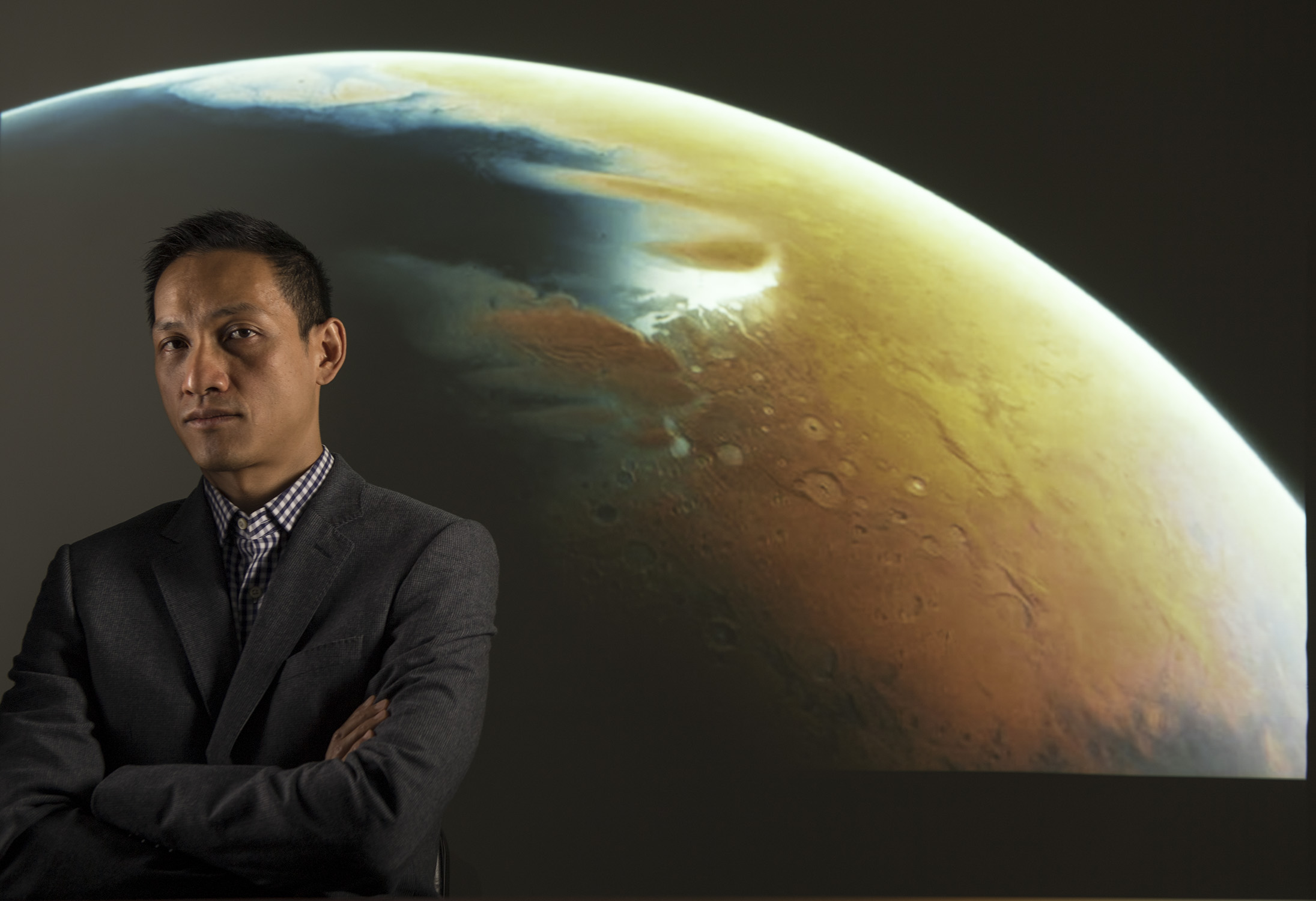 Are we alone in the universe? Rutgers scientist says we're trying to figure that out.