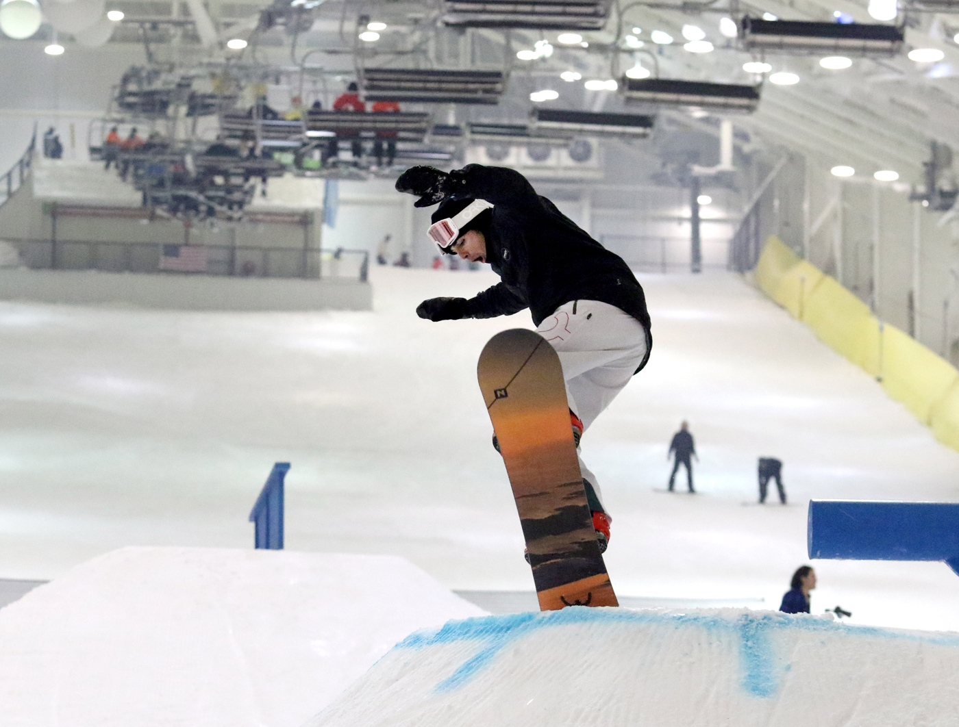 Indoor ski slope at American Dream is open. Here's a first look inside.