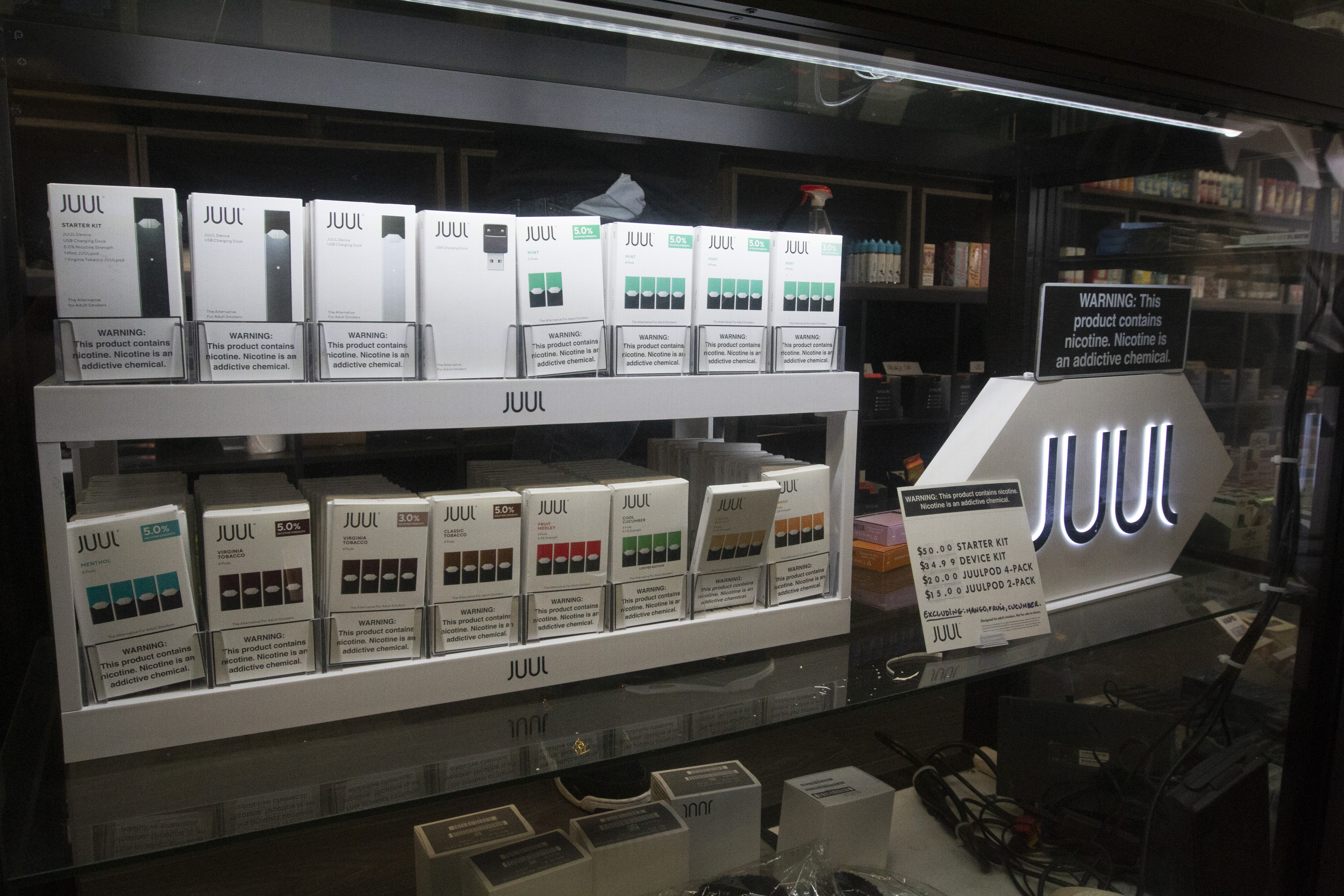 Summit warning teens about vaping risks set for Saturday