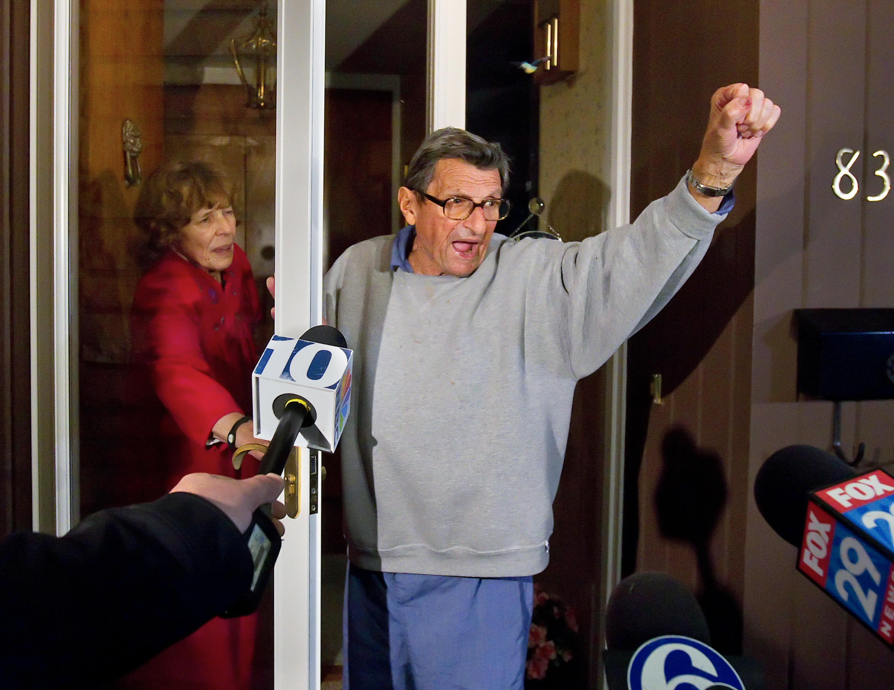'I wish I had done more': Joe Paterno fired by Penn State on this day in 2011