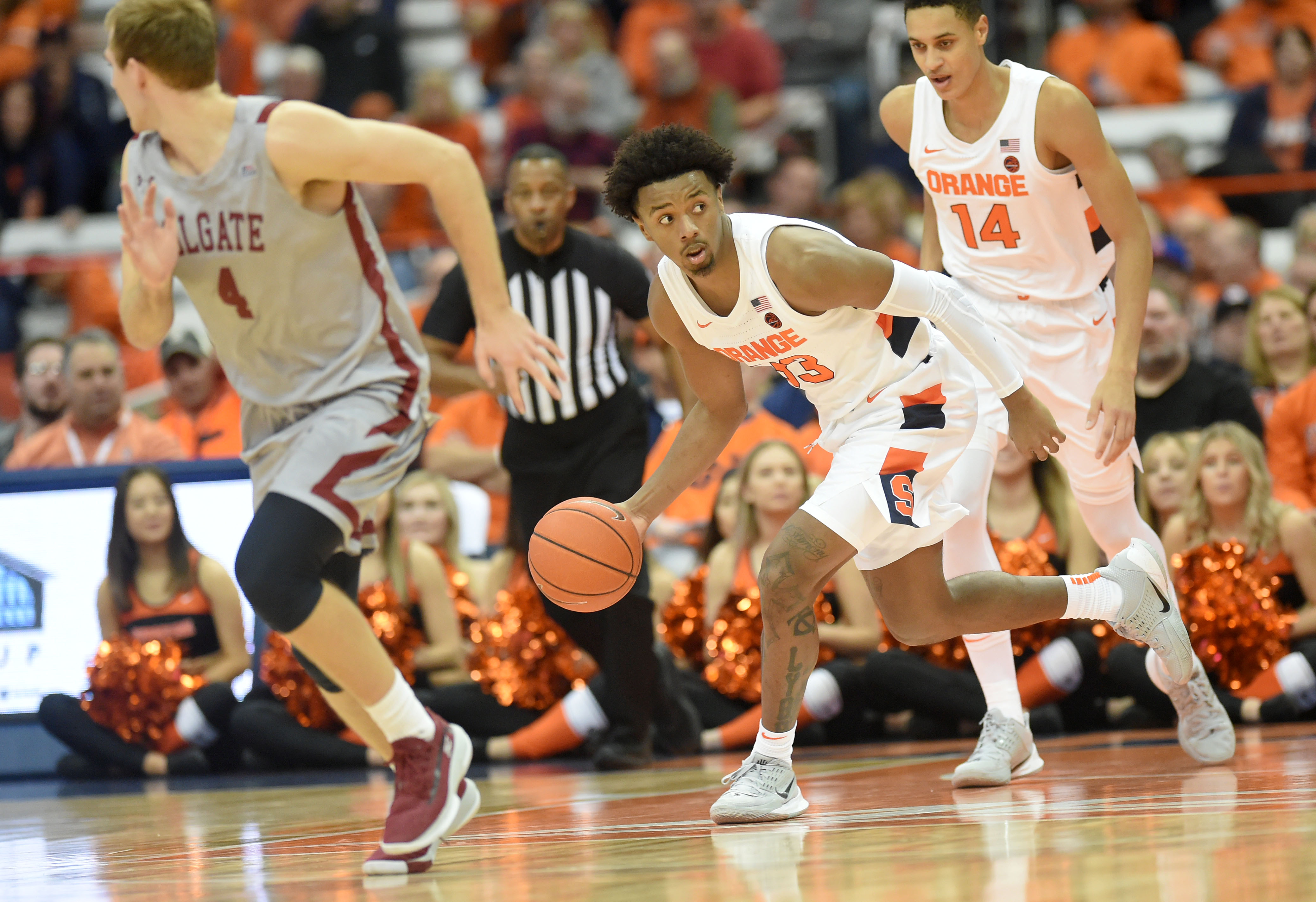 What Channel Is Syracuse Basketball Vs Seattle On Tv Time