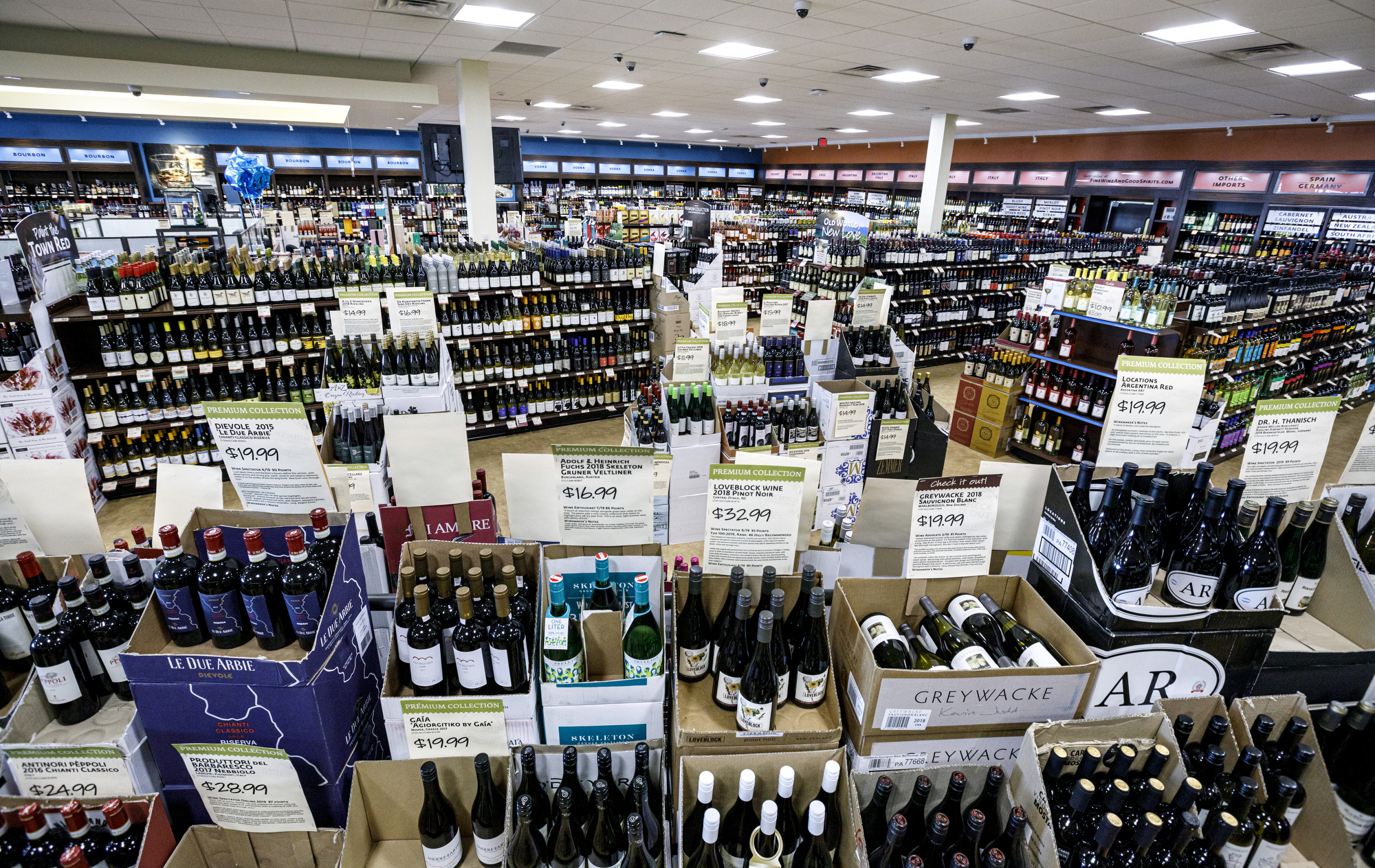 50 Additional Pa Fine Wine Good Spirits Stores Will Open For In Person Sales On Friday Pennlive Com