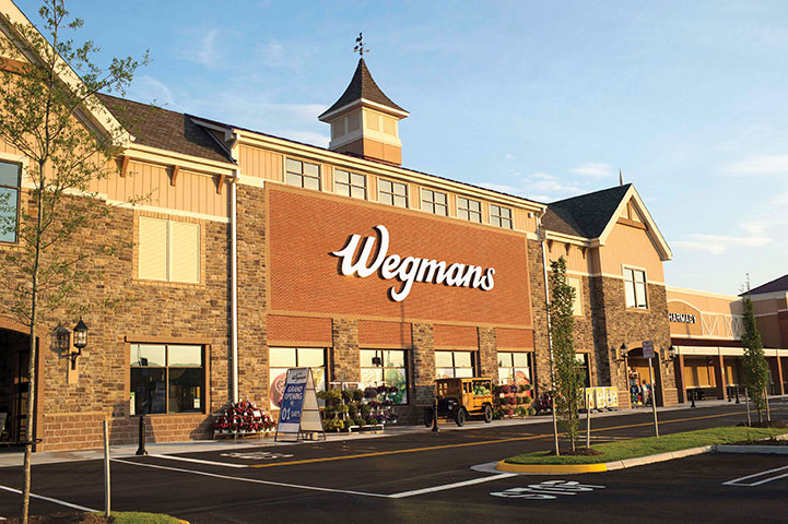 Raleigh breaks Wegmans record as thousands wait in line for 100th store opening