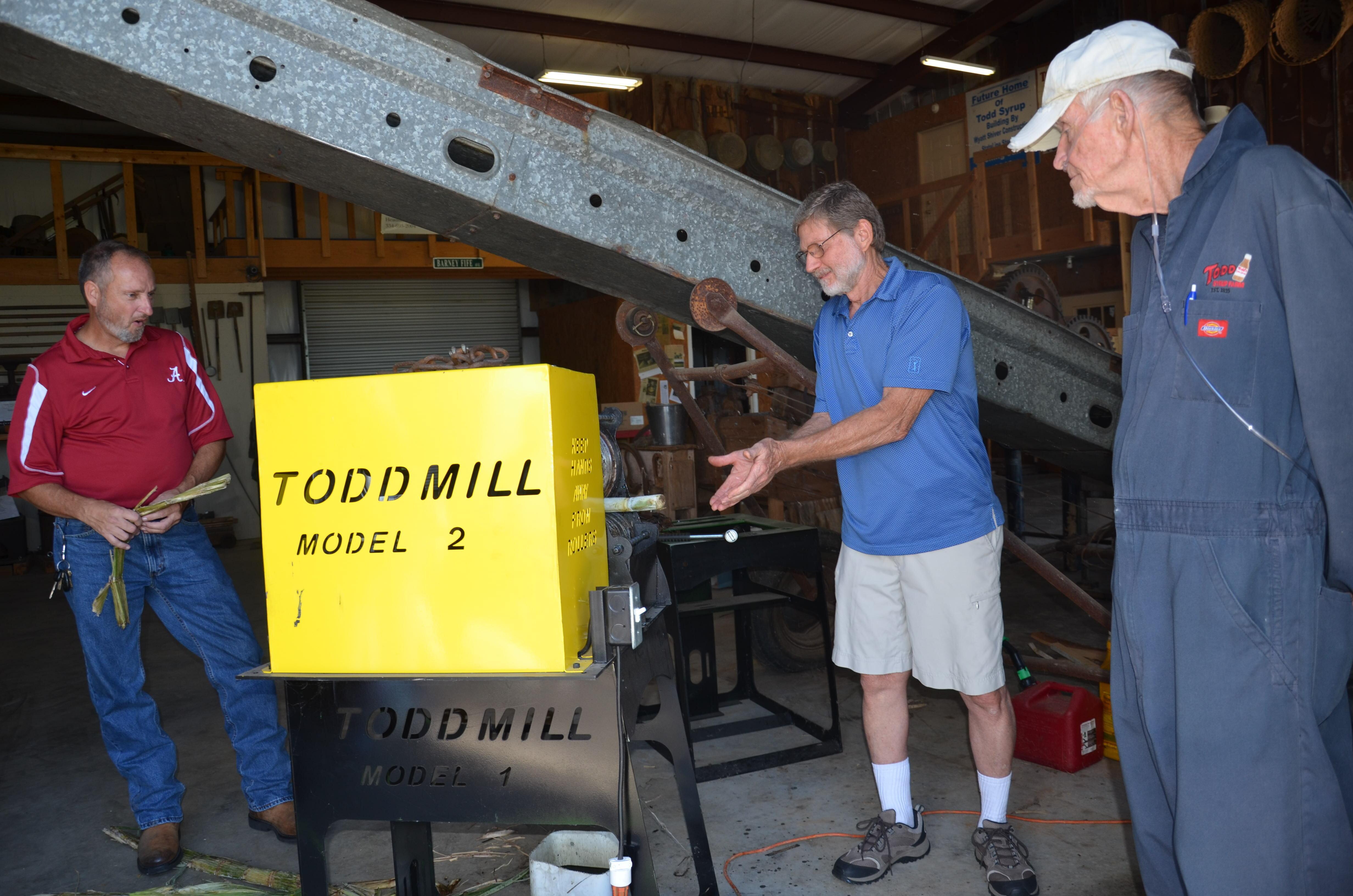 Todd Mill modernizes sugar cane production
