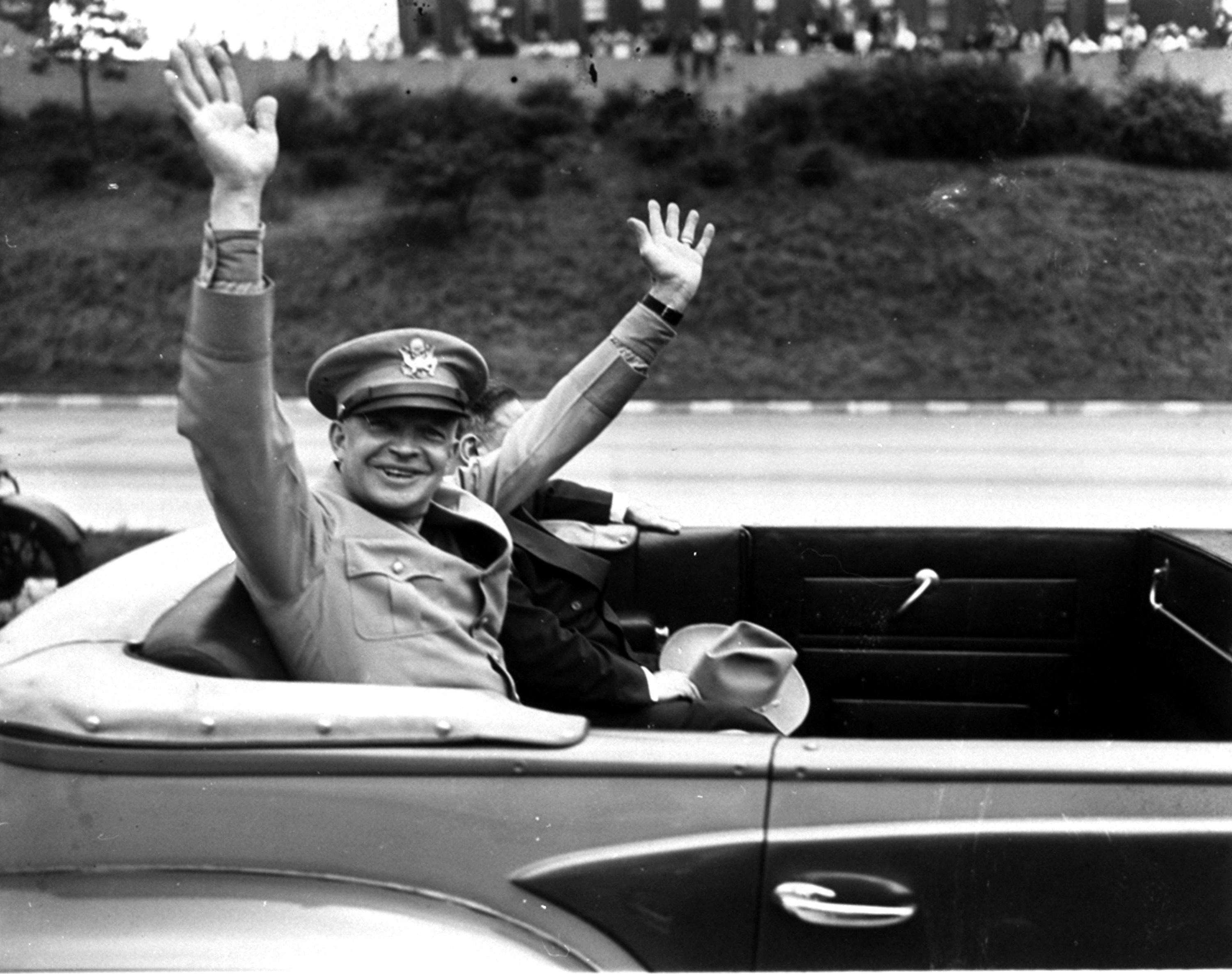 Happy birthday, Ike! Vintage photos of Dwight D. Eisenhower