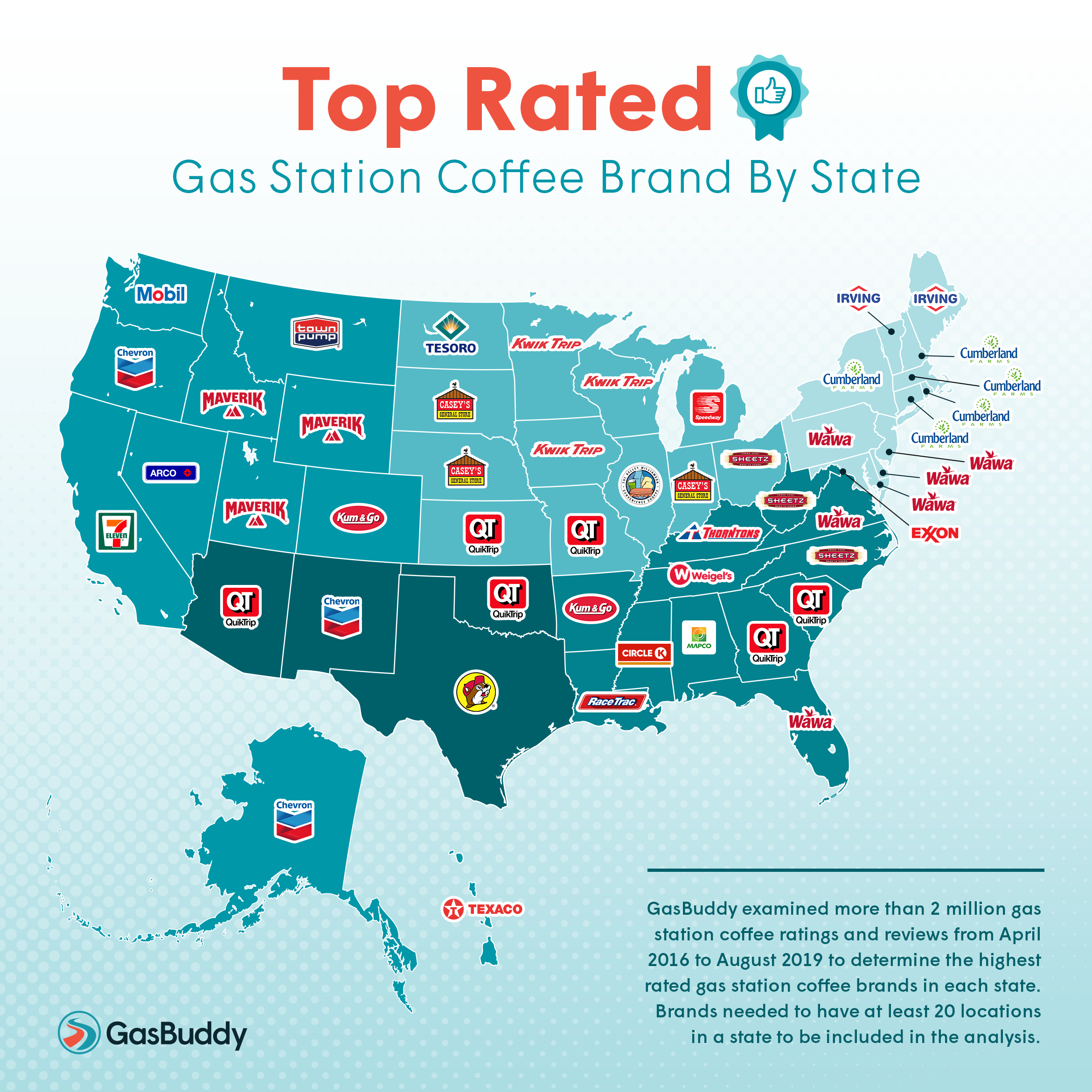 Speedway Has The Best Gas Station Coffee In Michigan
