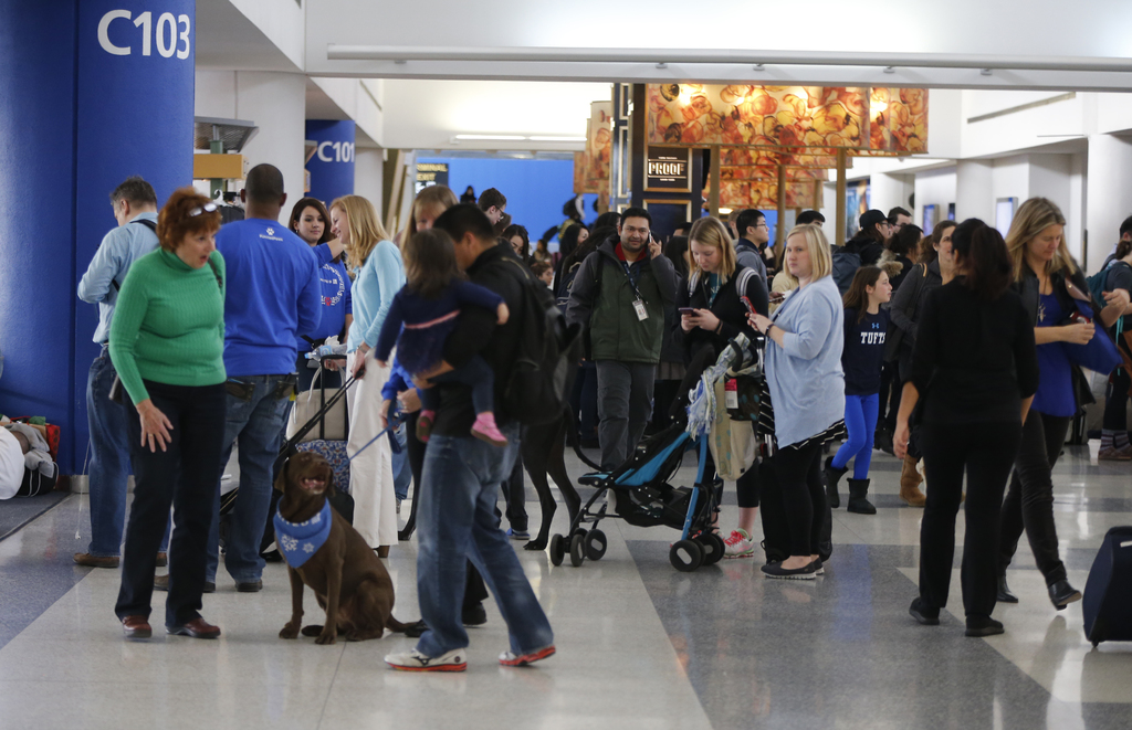 N.J. Measles: If you were at Newark Airport on May 8, there's a chance you were exposed to measles