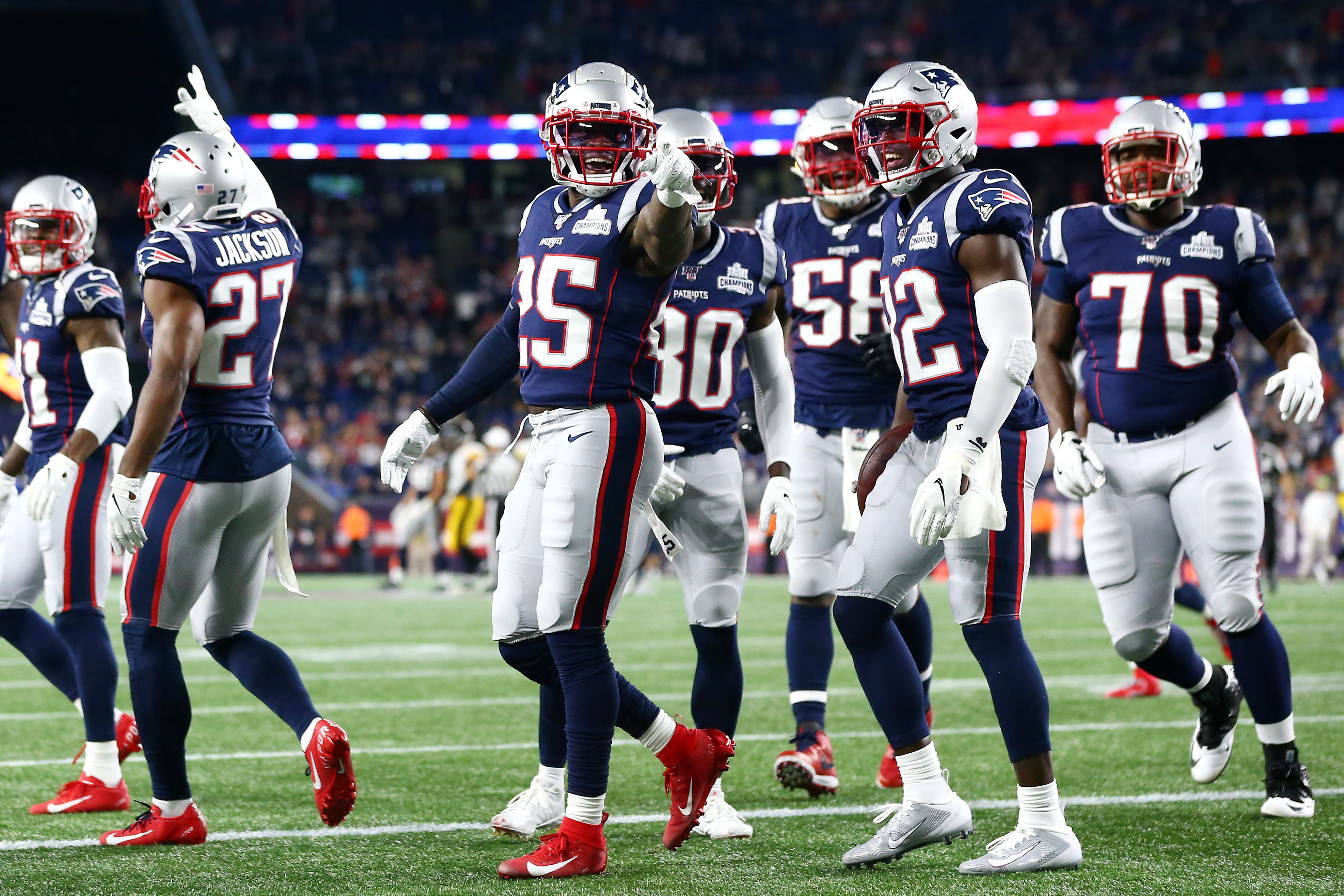 How the New England Patriots defense is making modern NFL history (Film  review) | Andrew Callahan - masslive.com