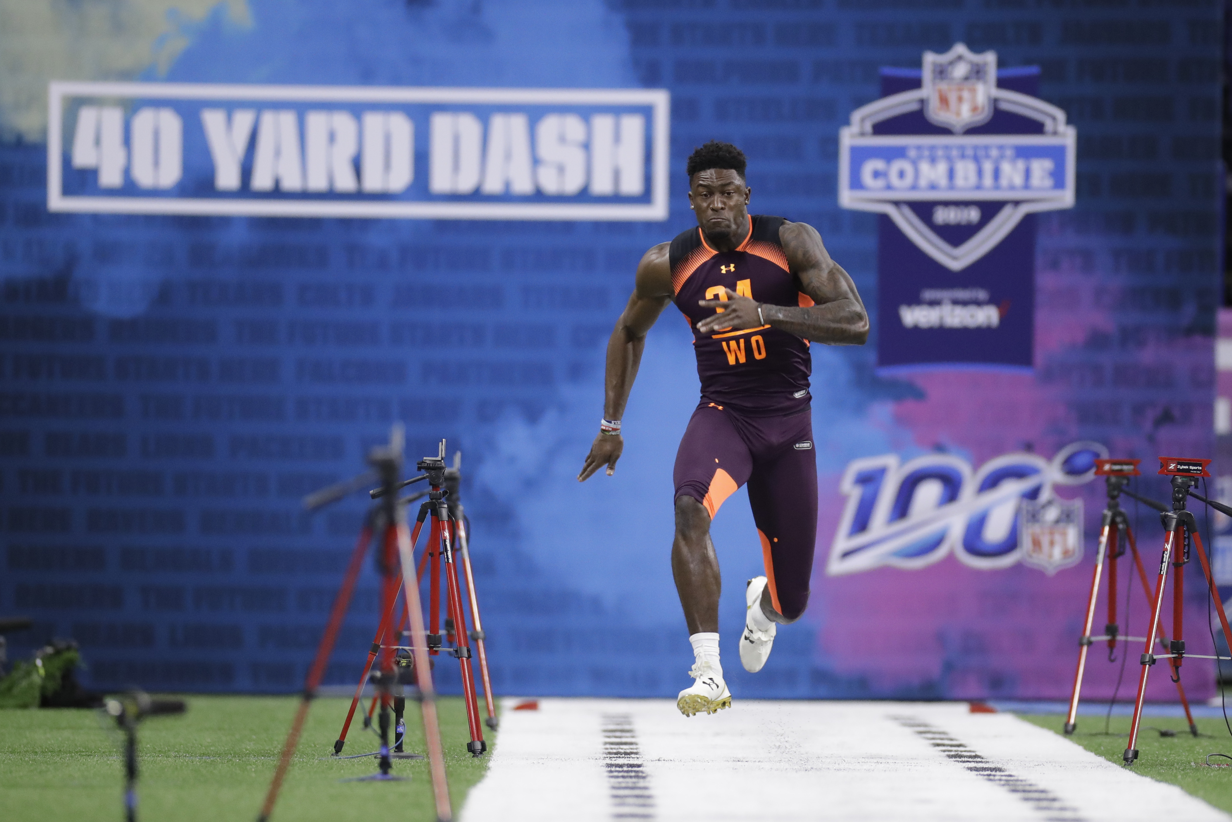 Baltimore Ravens mock draft roundup: Is D.K. Metcalf in play at No. 22?